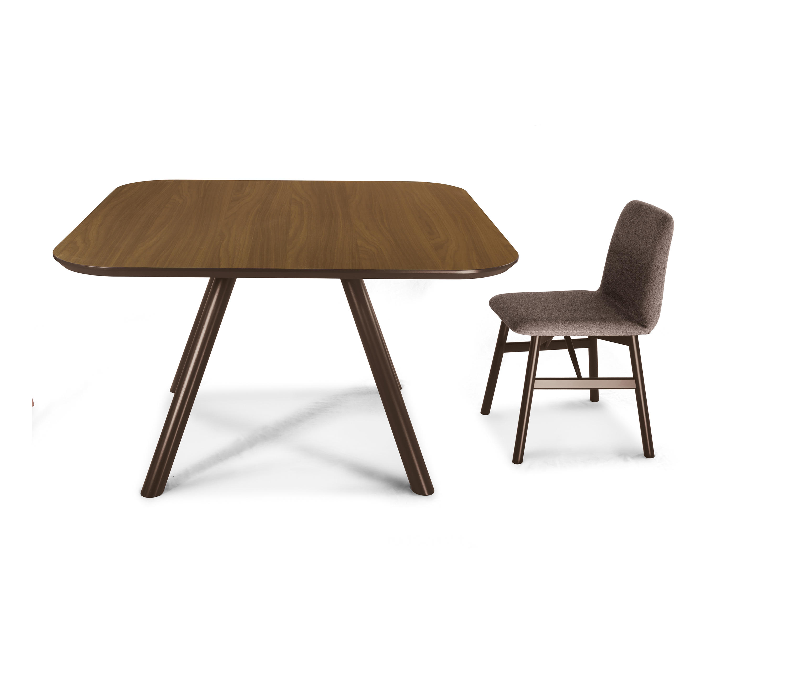 aki dining tables from traba architonic