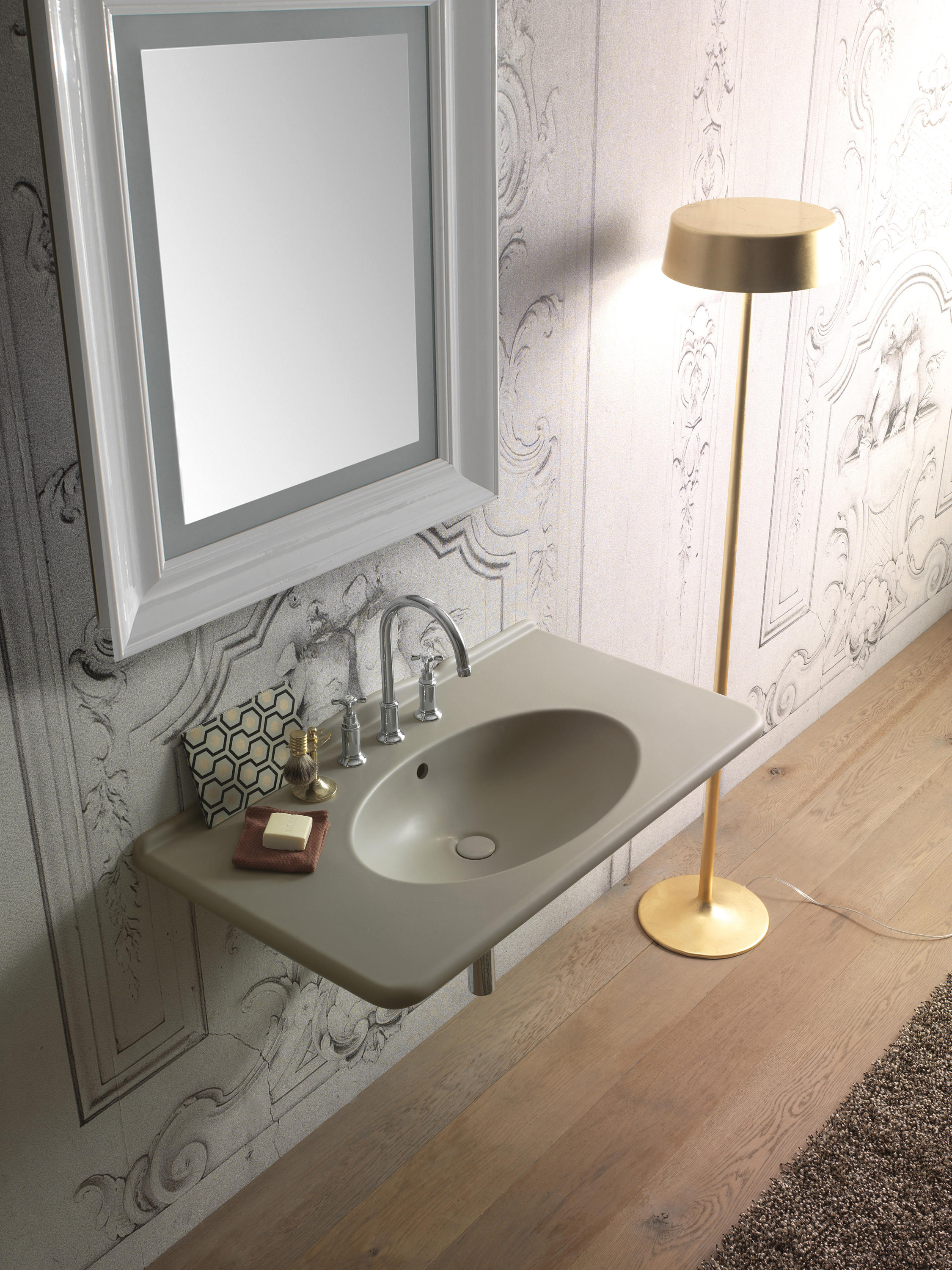 BAGNO DI COLORE BASIN - Wash basins from Globo | Architonic