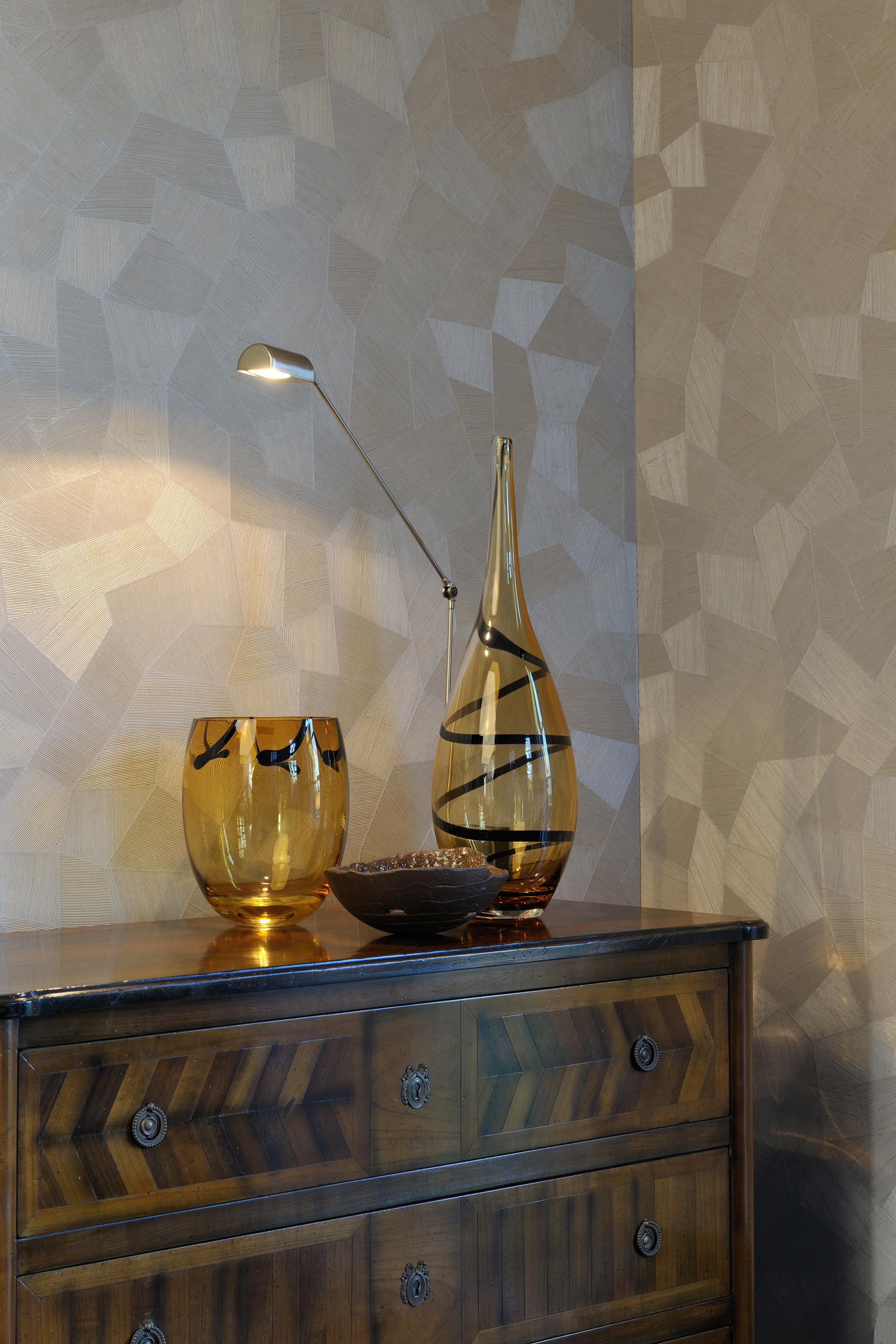 MONSOON FACET - Wall coverings / wallpapers from Arte ...