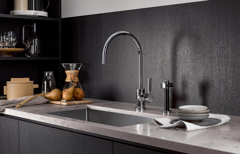 TARA CLASSIC - SINGLE-LEVER MIXER - Kitchen taps from Dornbracht ...