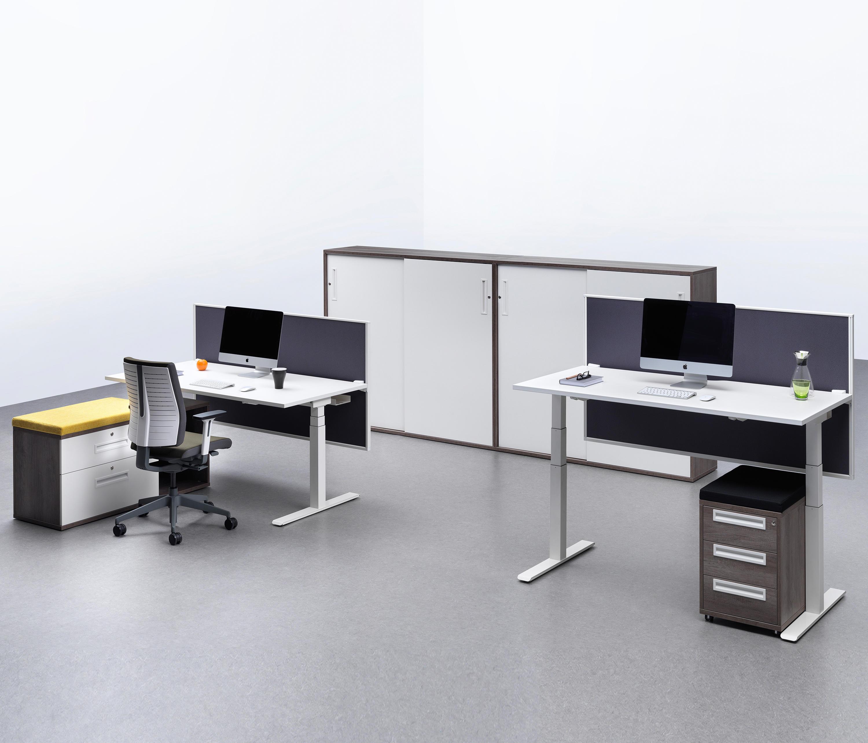 Chemistry Btbc2 Config1 Desking Systems From Senator Architonic