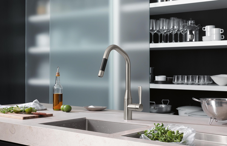 Dornbracht Tara Kitchen Faucet Sync Single Lever Mixer Pull Down Kitchen Taps From Dornbracht