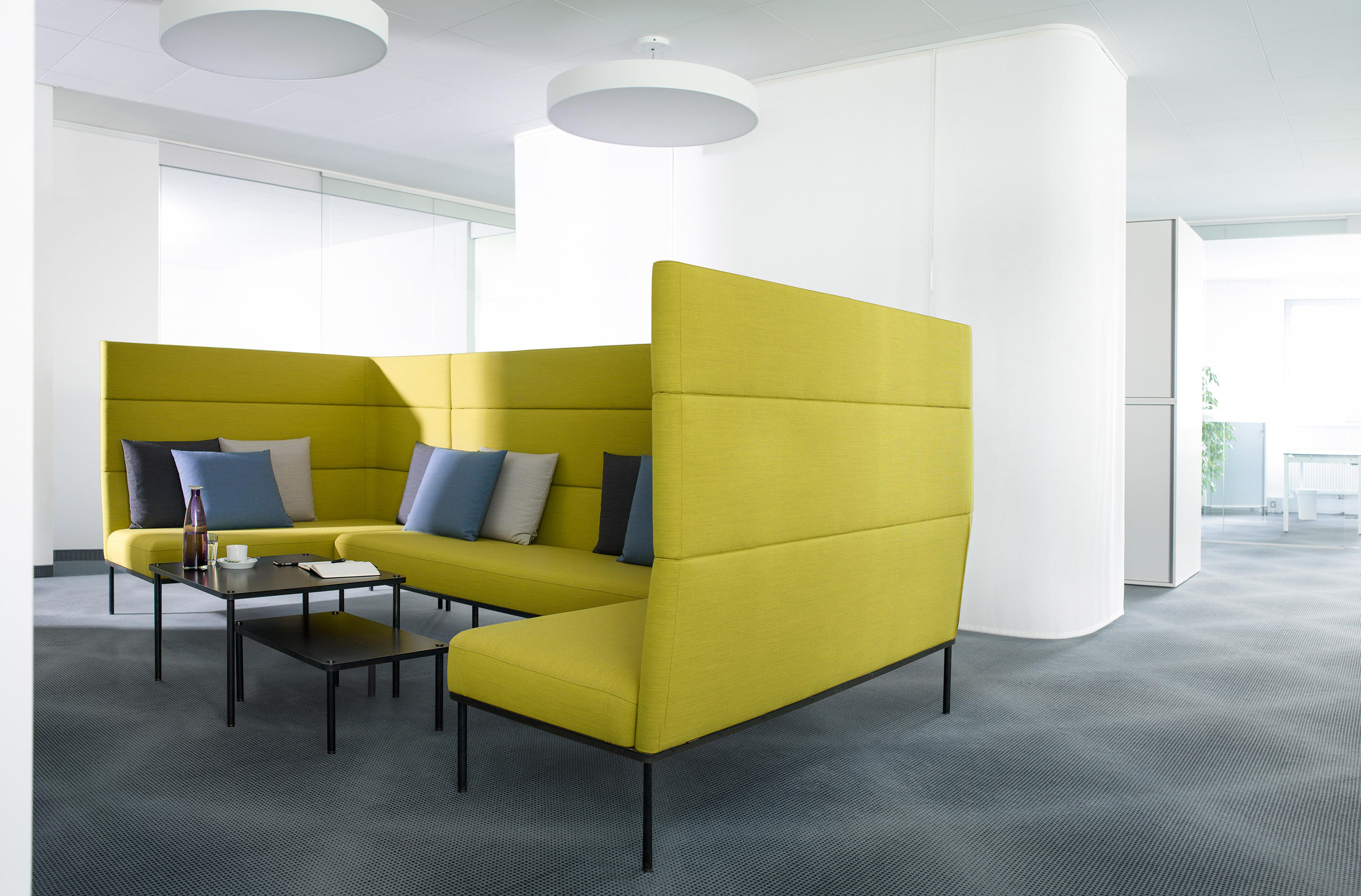 ELEMENT LOUNGE SEATING - Sofas From Wiesner-Hager