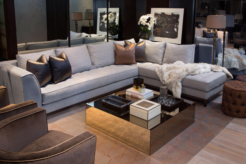 BARBICAN CORNER SOFA Sofas from The Sofa & Chair pany Ltd