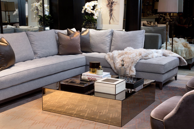 Barbican Corner Sofa By The Chair Company Ltd