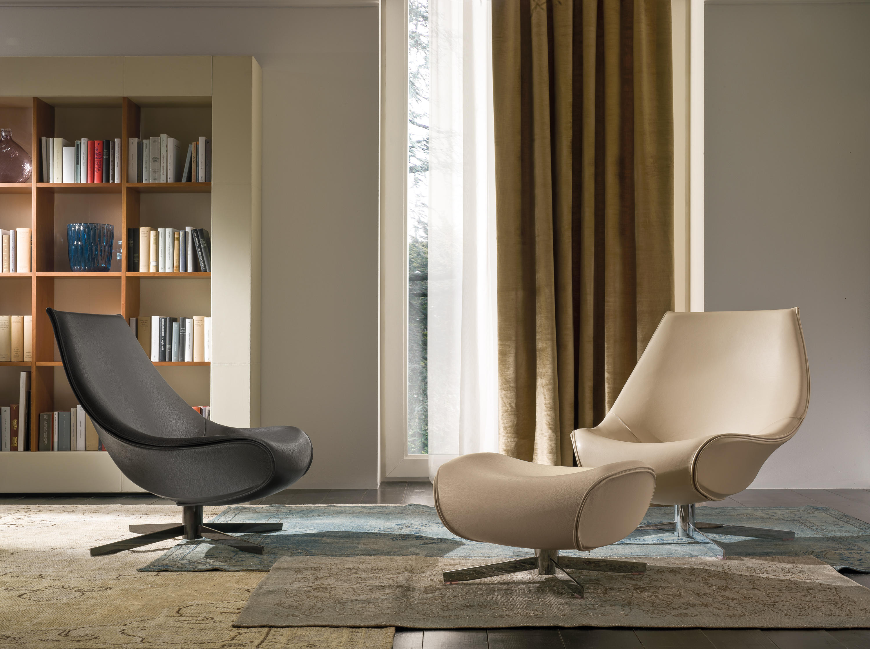 Oyster couchtische von i 4 mariani architonic for I 4 mariani