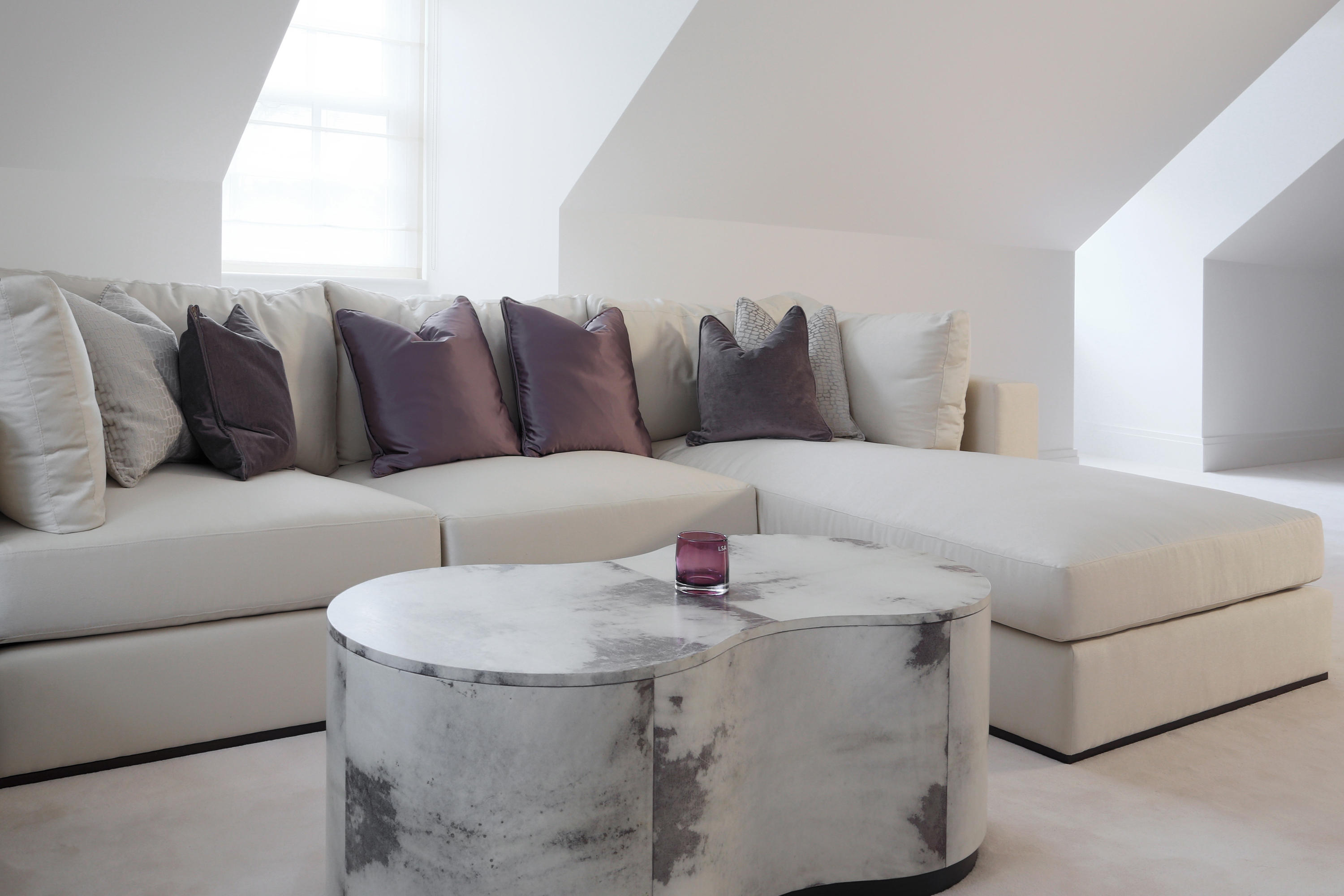 BRAQUE LARGE SOFA Lounge sofas from The Sofa & Chair pany Ltd