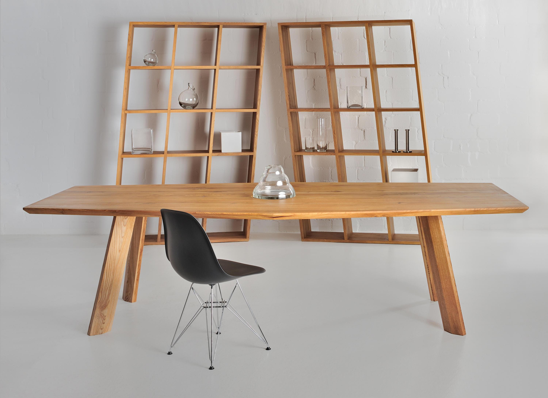 Rhombi tisch restauranttische von vitamin design for Tisch bild von ivy design