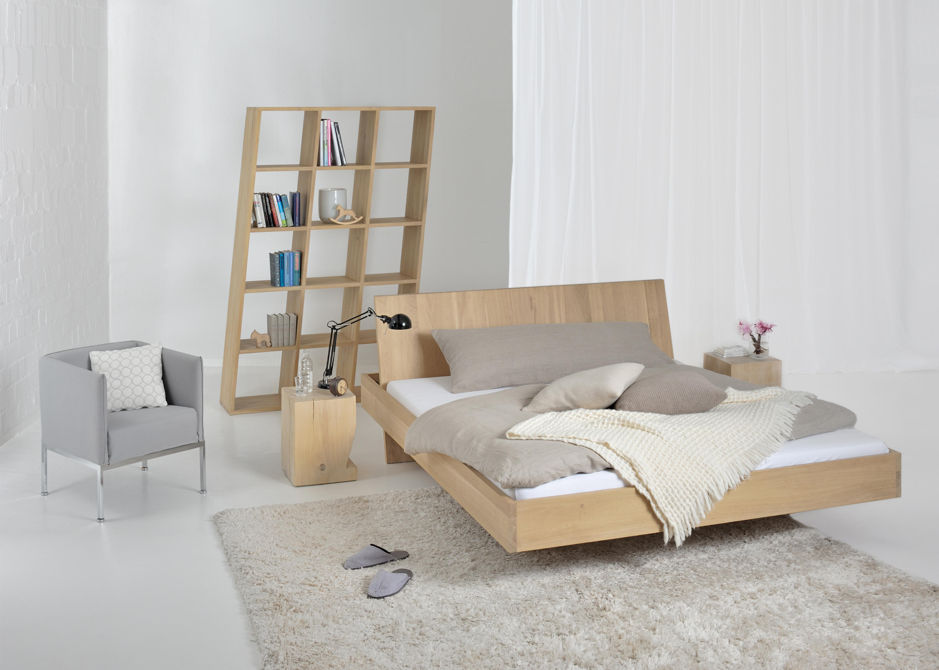 Delightful SOMNIA Bed By Vitamin Design ... Good Looking