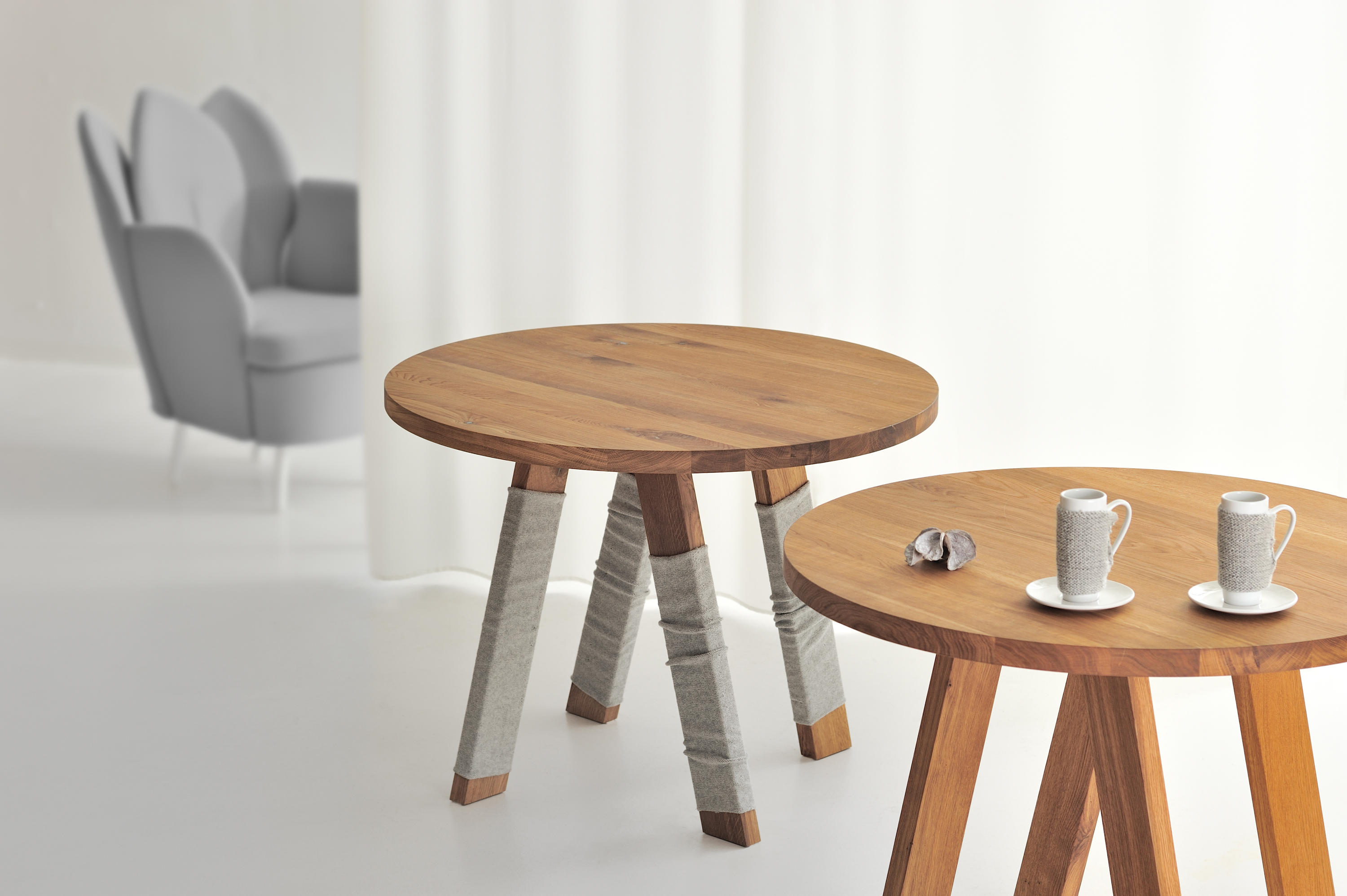 Zirkel table restaurant tables from vitamin design for Vitamin design tisch living