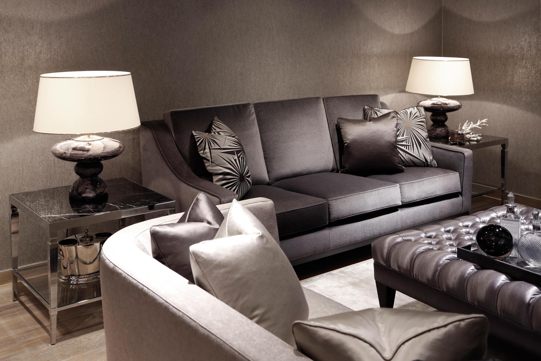 Danna Stool By The Sofa Chair Company Ltd