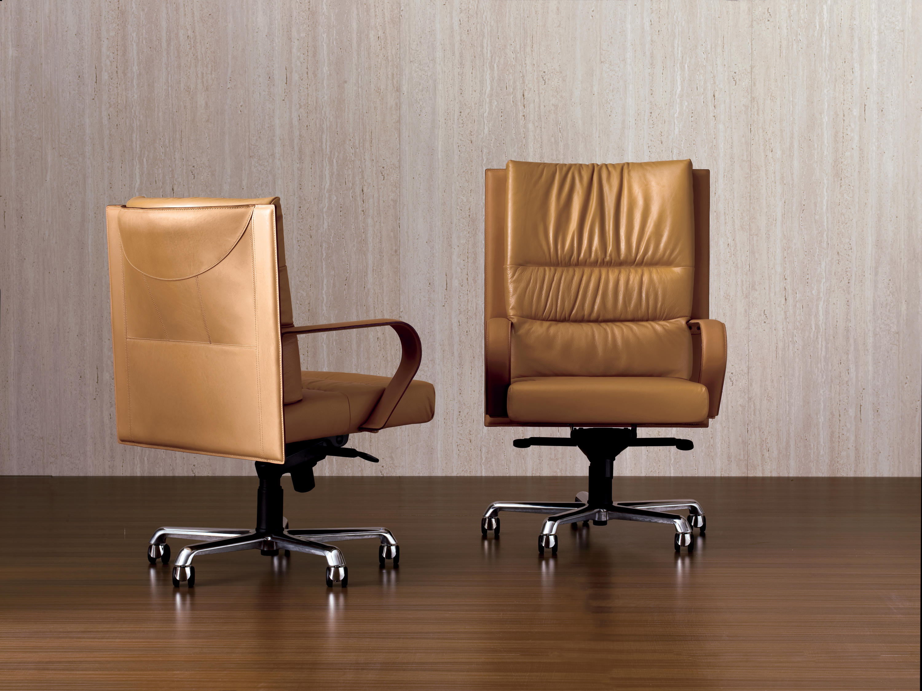 Ginza executive chairs from i 4 mariani architonic for I 4 mariani