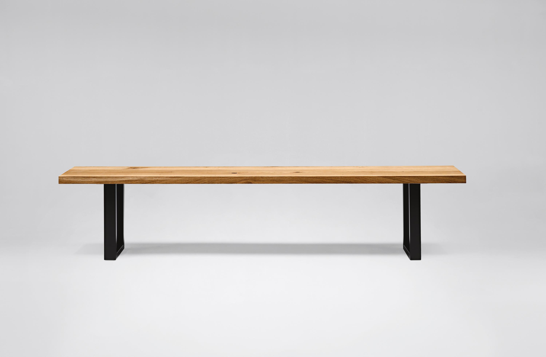 Sitzbank Aus Holz Offentlichen Raum - Design