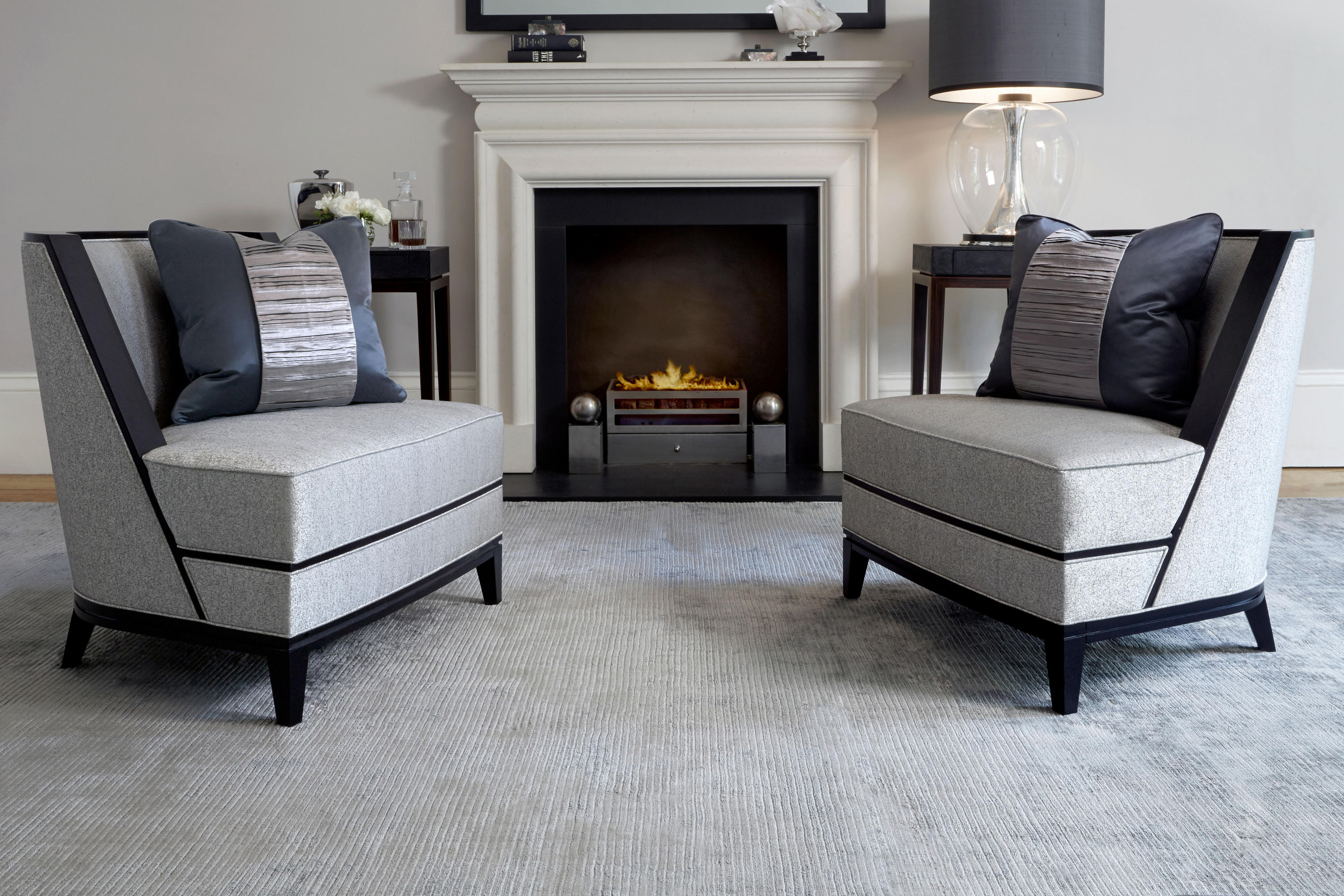 Sloane Bed By The Sofa Chair Company Ltd