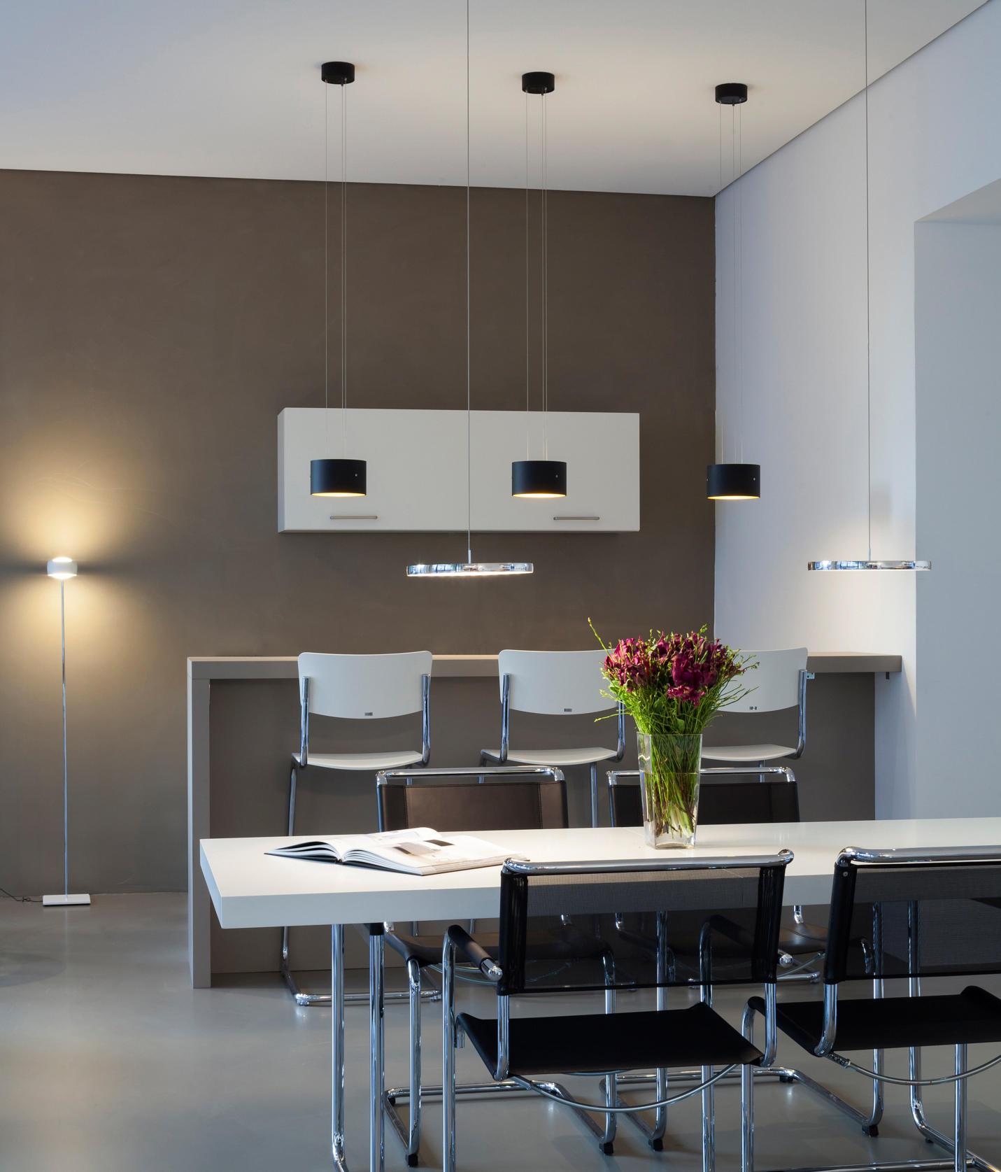 trofeo deckenleuchte allgemeinbeleuchtung von oligo architonic. Black Bedroom Furniture Sets. Home Design Ideas
