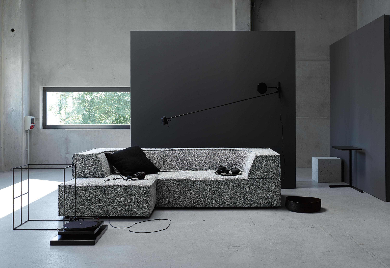 trio corner sofa lounge sofas from cor architonic. Black Bedroom Furniture Sets. Home Design Ideas