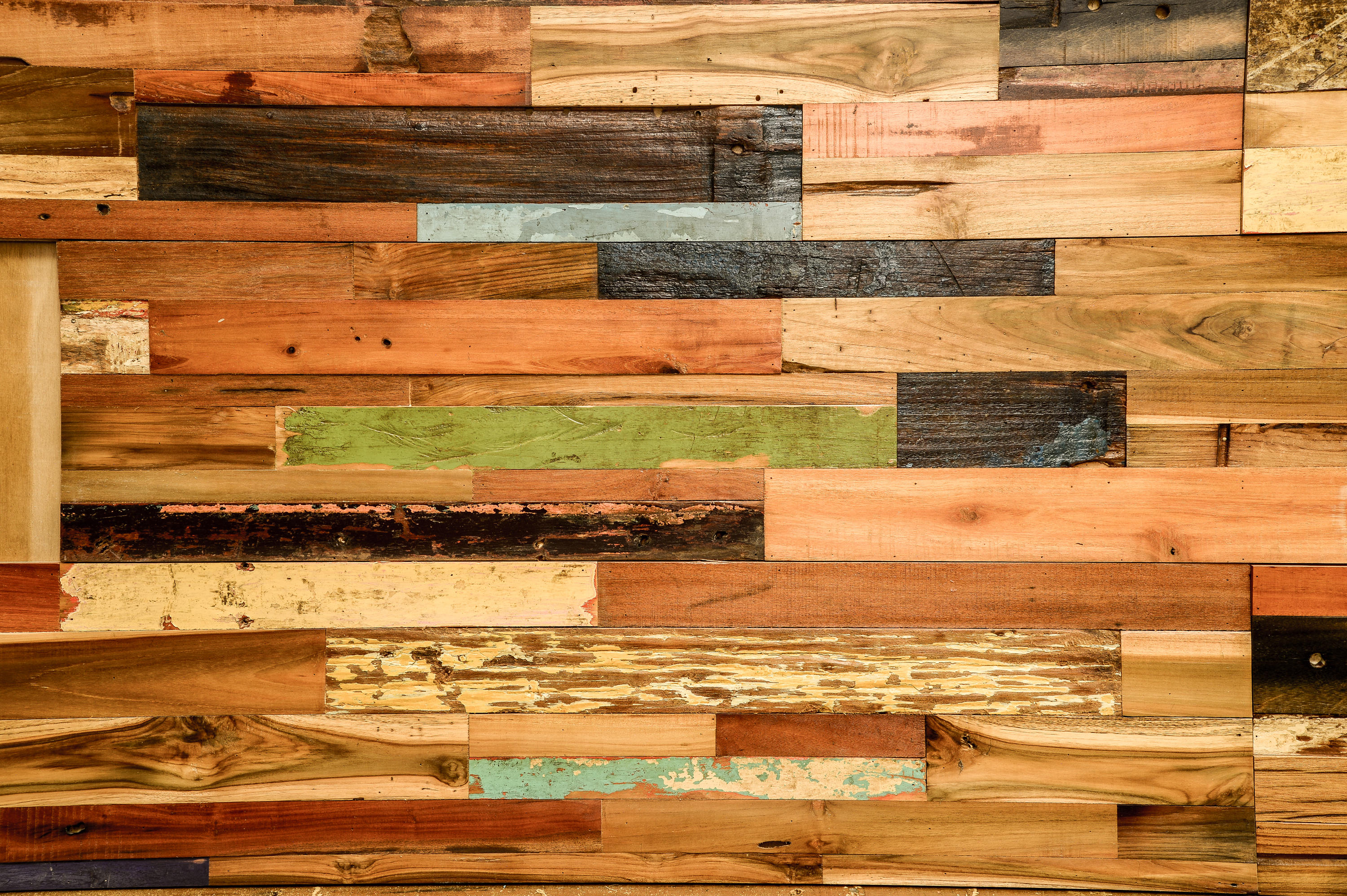 Reclaimed Wood Wall Cladding Wood Wall Cladding Exterior Interior Textured Wonderwall Studios