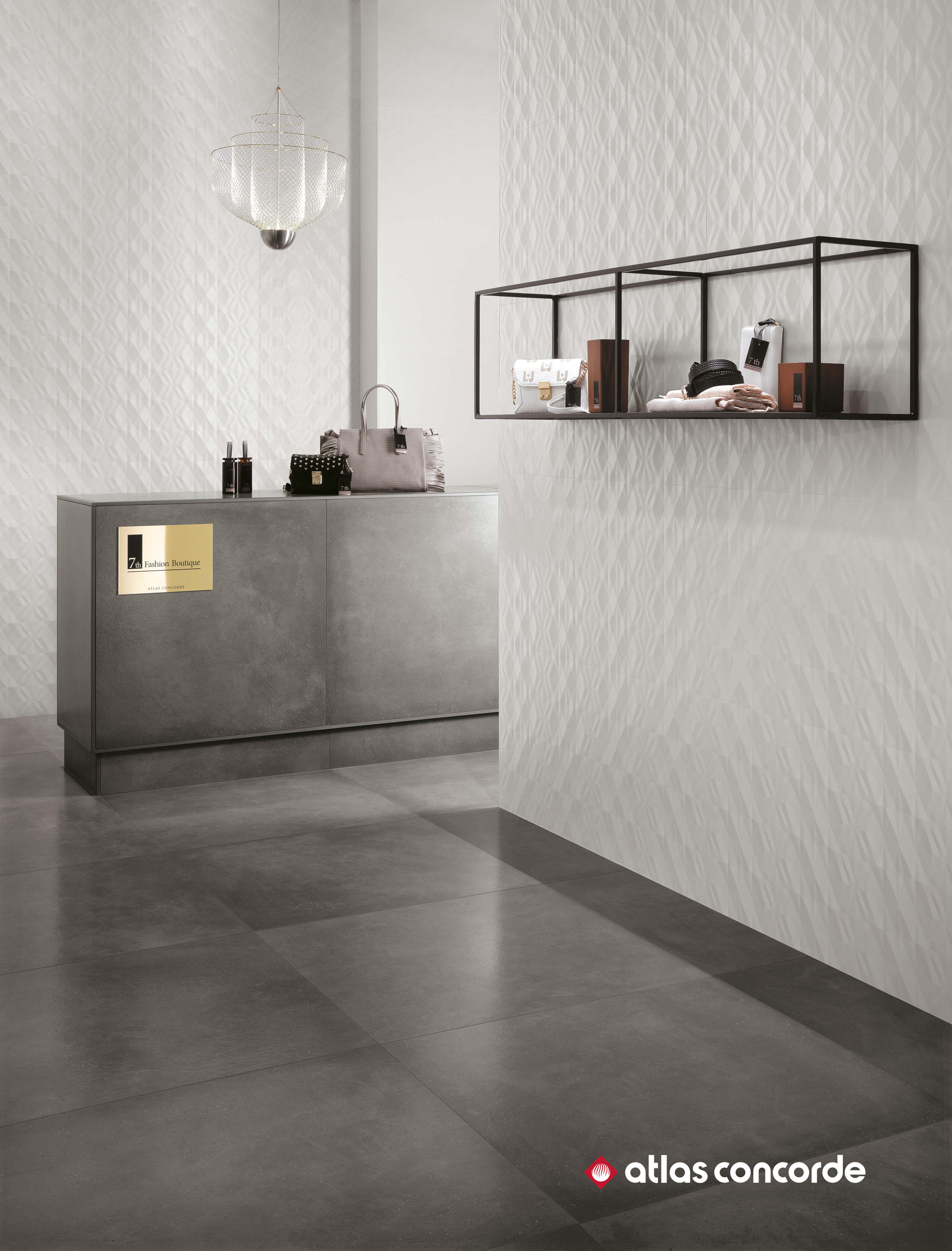 ... 3D Wall Angle By Atlas Concorde ...