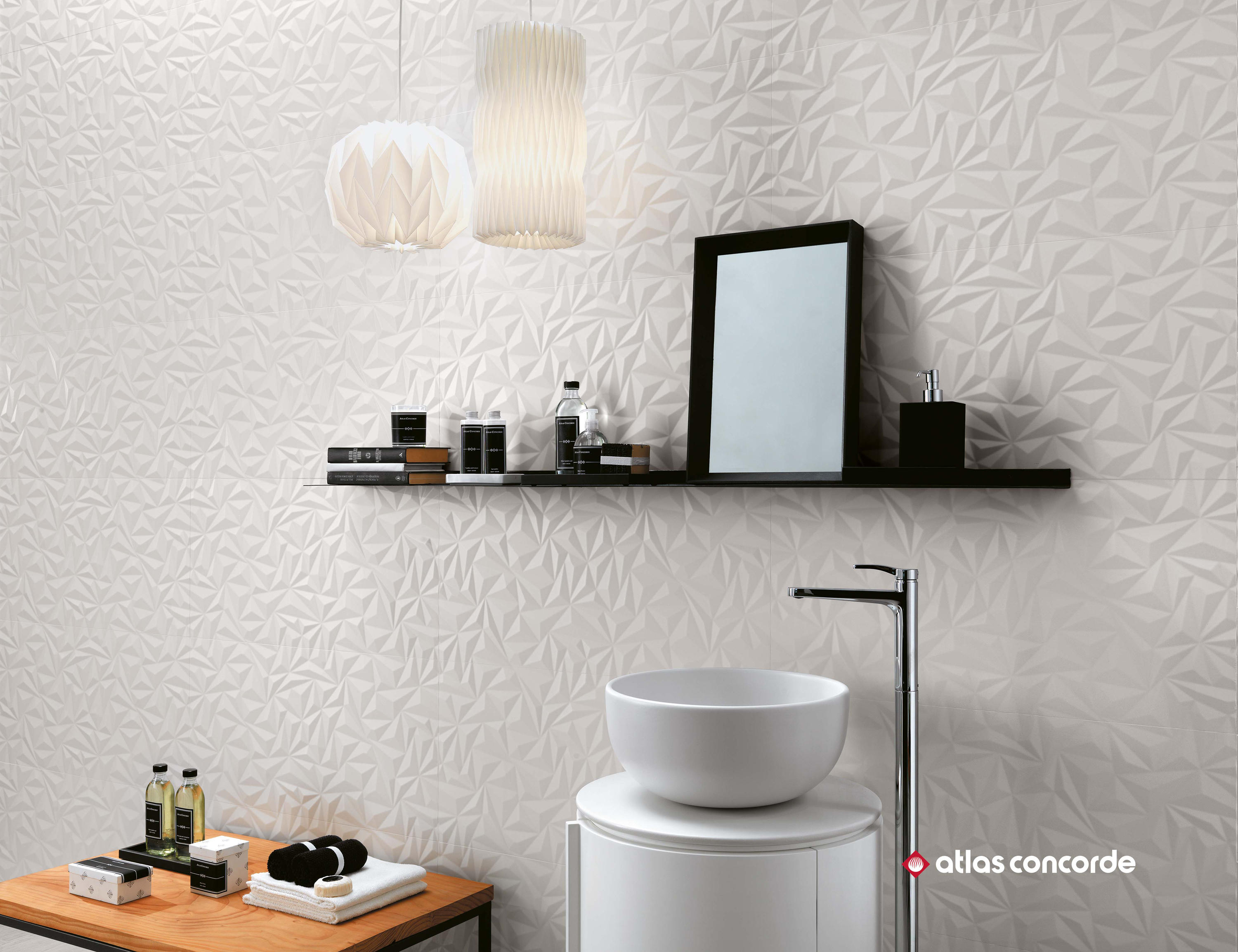 3D WALL ANGLE - Ceramic tiles from Atlas Concorde | Architonic