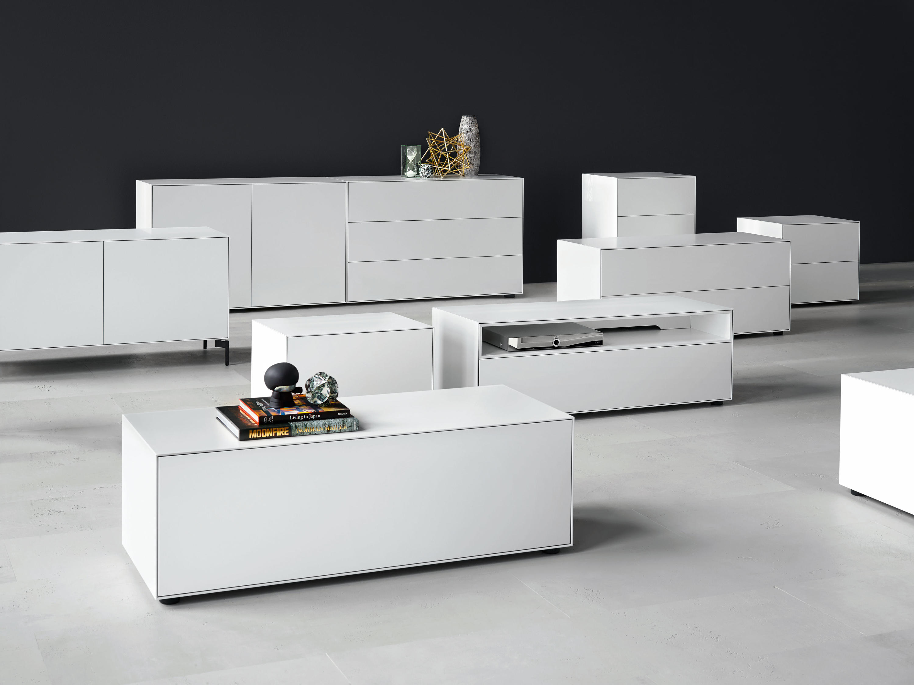 Furniture Box Nex Pur Box Sideboards From Piure Architonic