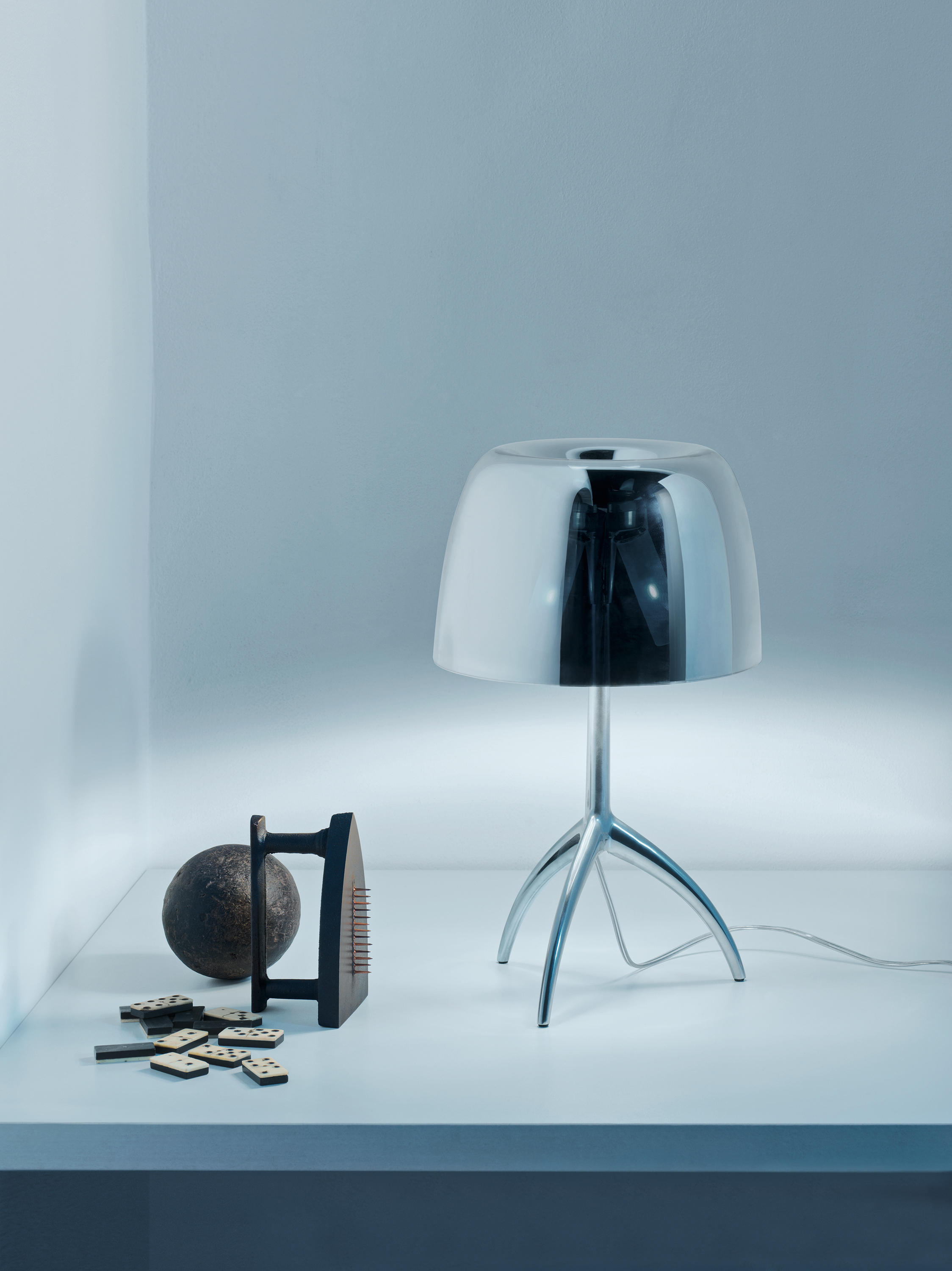 Lumiere Table Lamp Table Lights From Foscarini Architonic