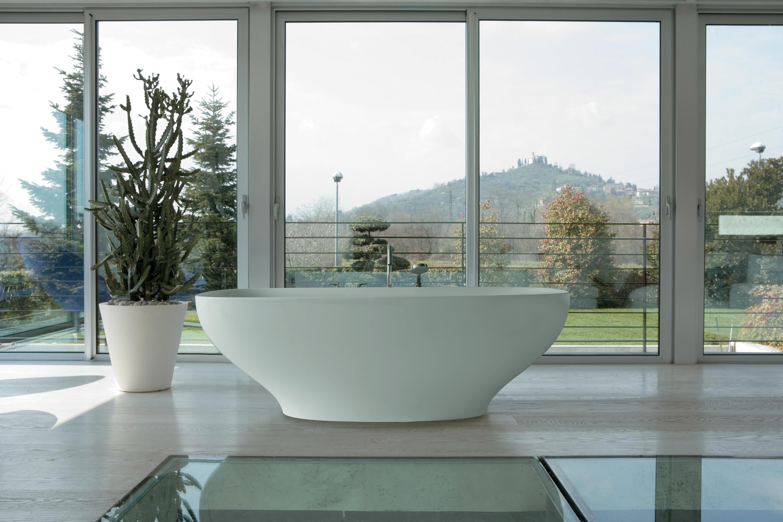 Vasca Da Bagno Globo : Genesis bathtub vasche globo architonic