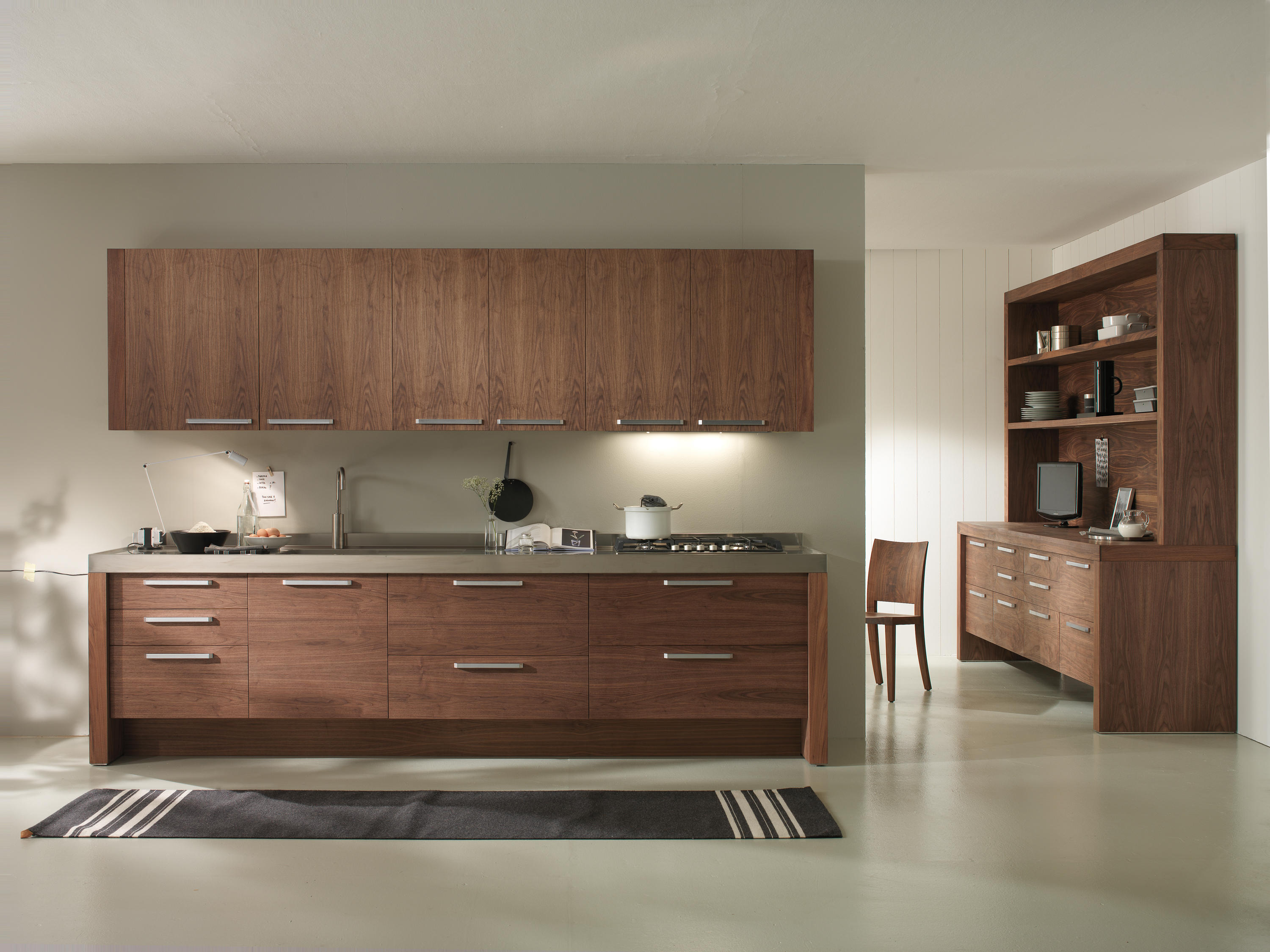 Life hanging wall units kitchen cabinets from riva for Lifestyle kitchen units