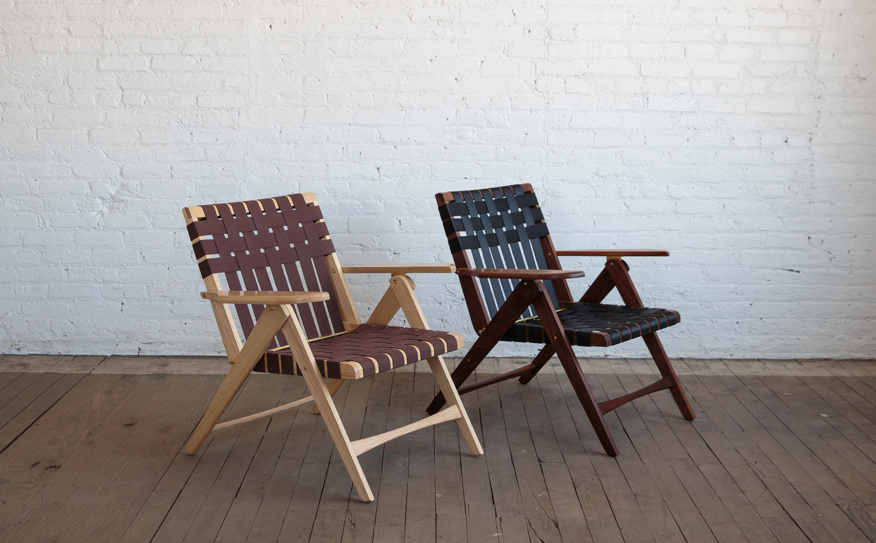 FOLDING LOUNGE CHAIR OAK Lounge Chairs From Todd St John Architonic