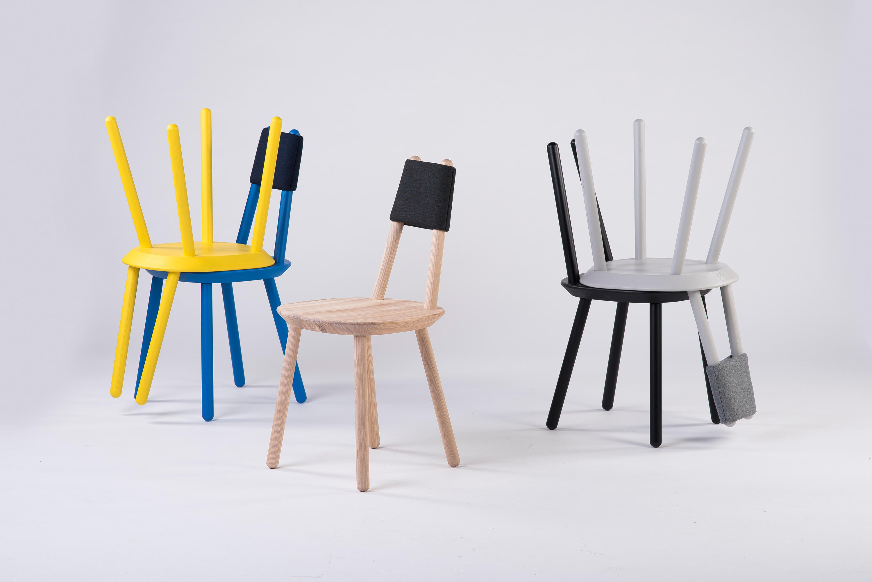 Na 207 Ve Chair Ash Restaurant Chairs From Emko Architonic