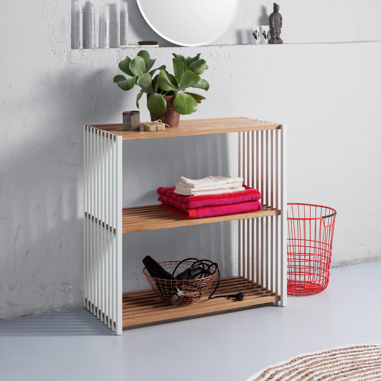 Rebar foldable shelving system sideboard 2 0 bath for Bad sideboard