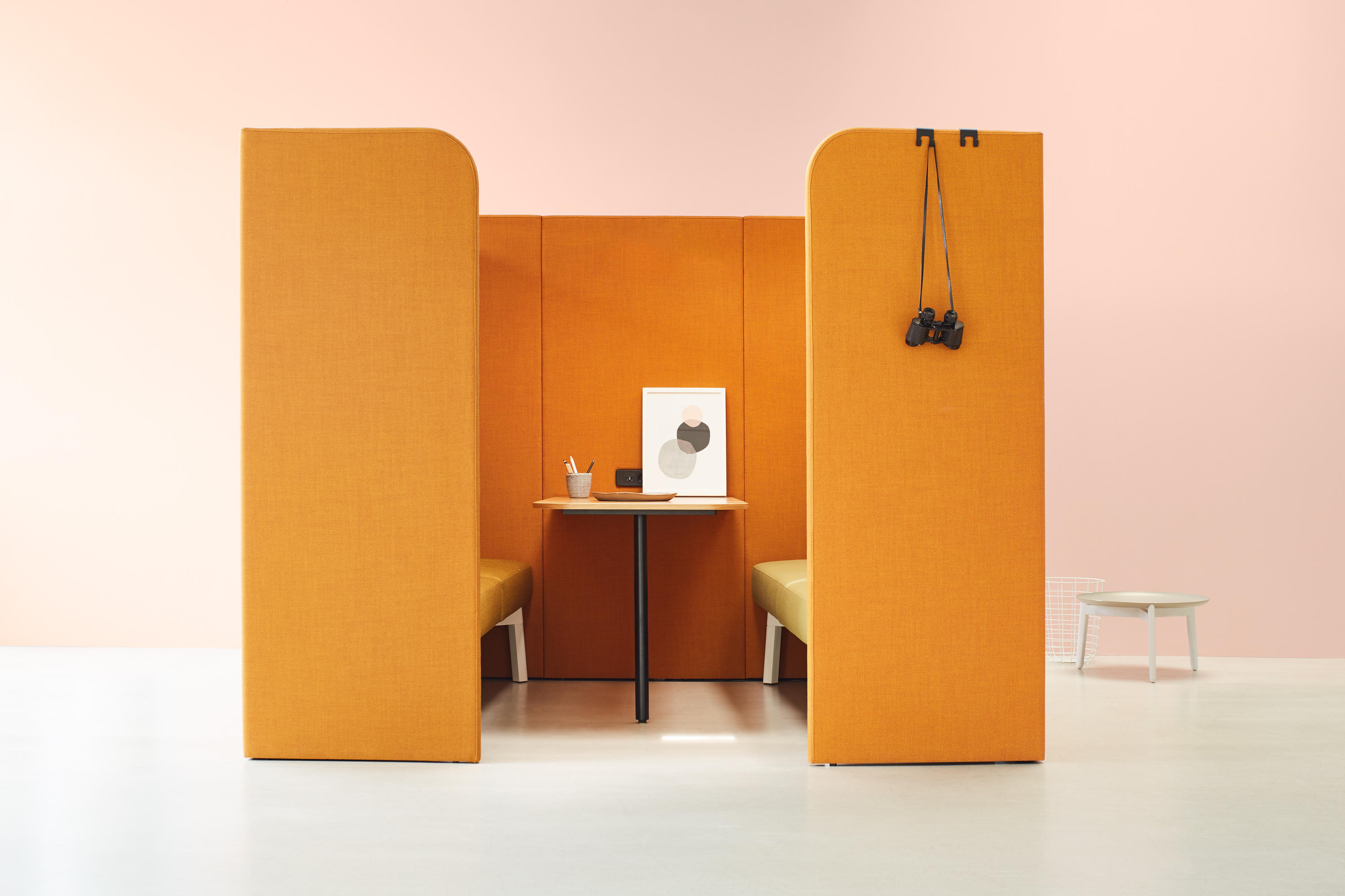 PARTITIONING SYSTEM PARAVENTO - Table dividers from ophelis ...