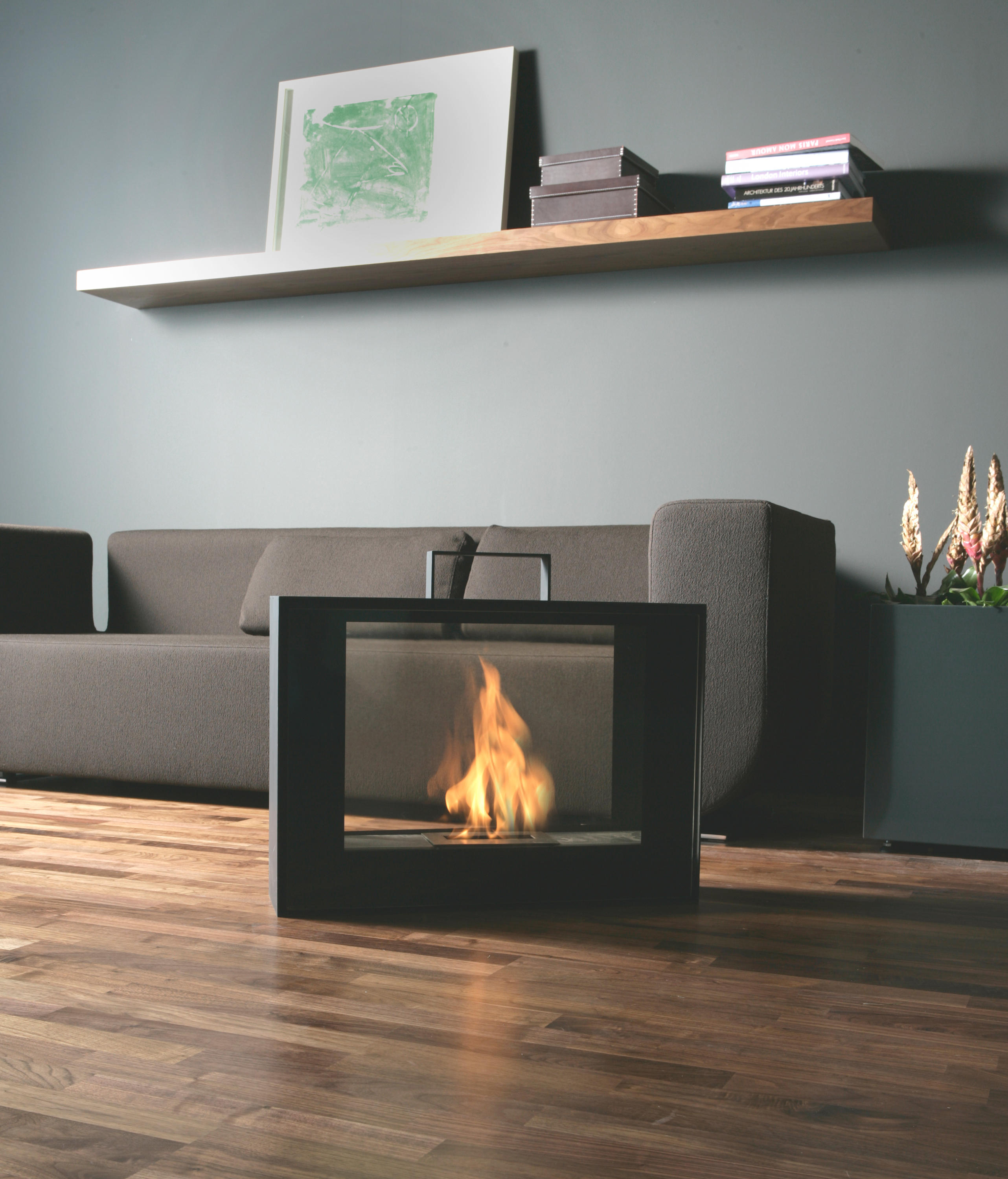 travelmate ventless ethanol fires from conmoto architonic