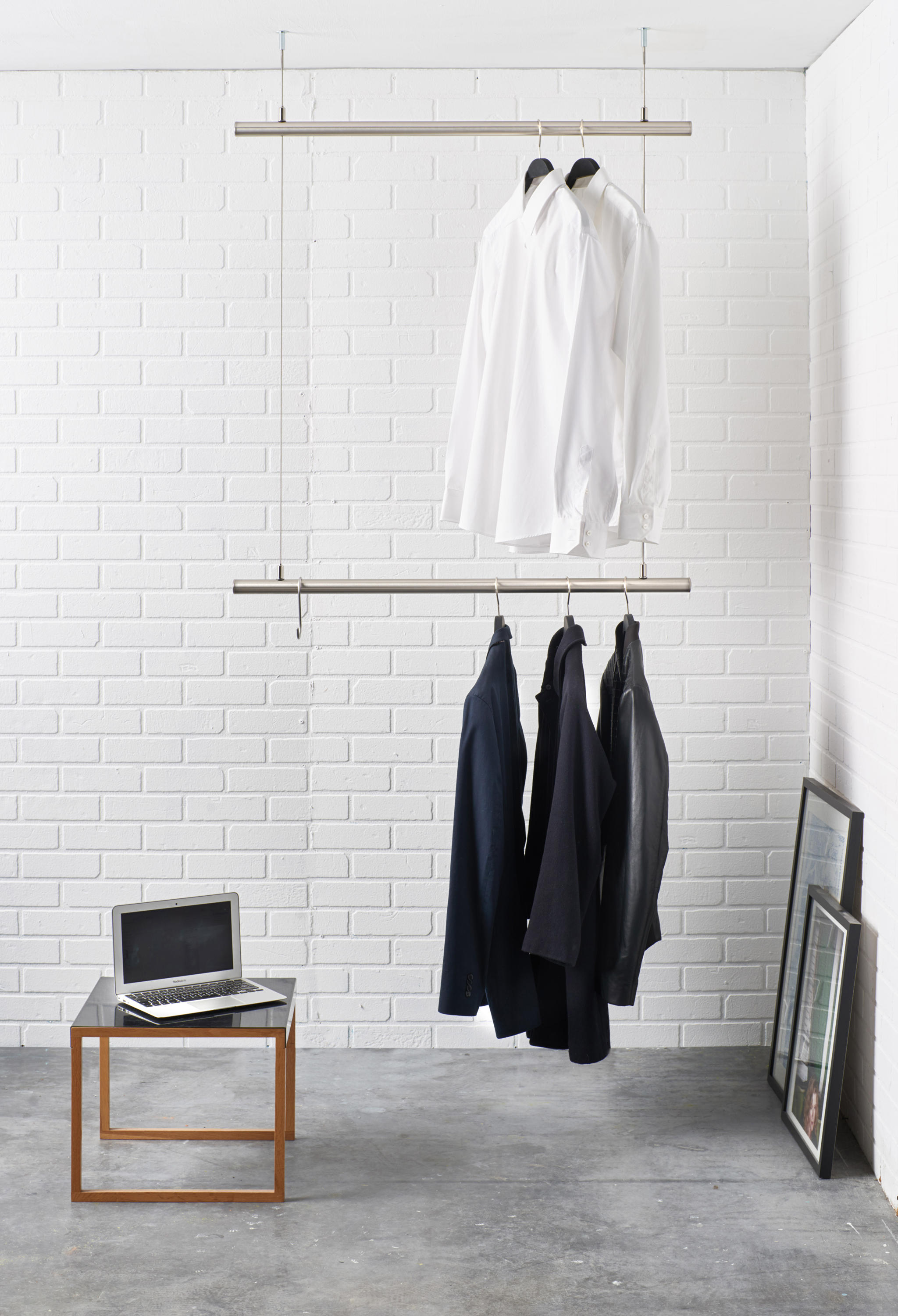 diy clothes dsc dandylione rack hanging