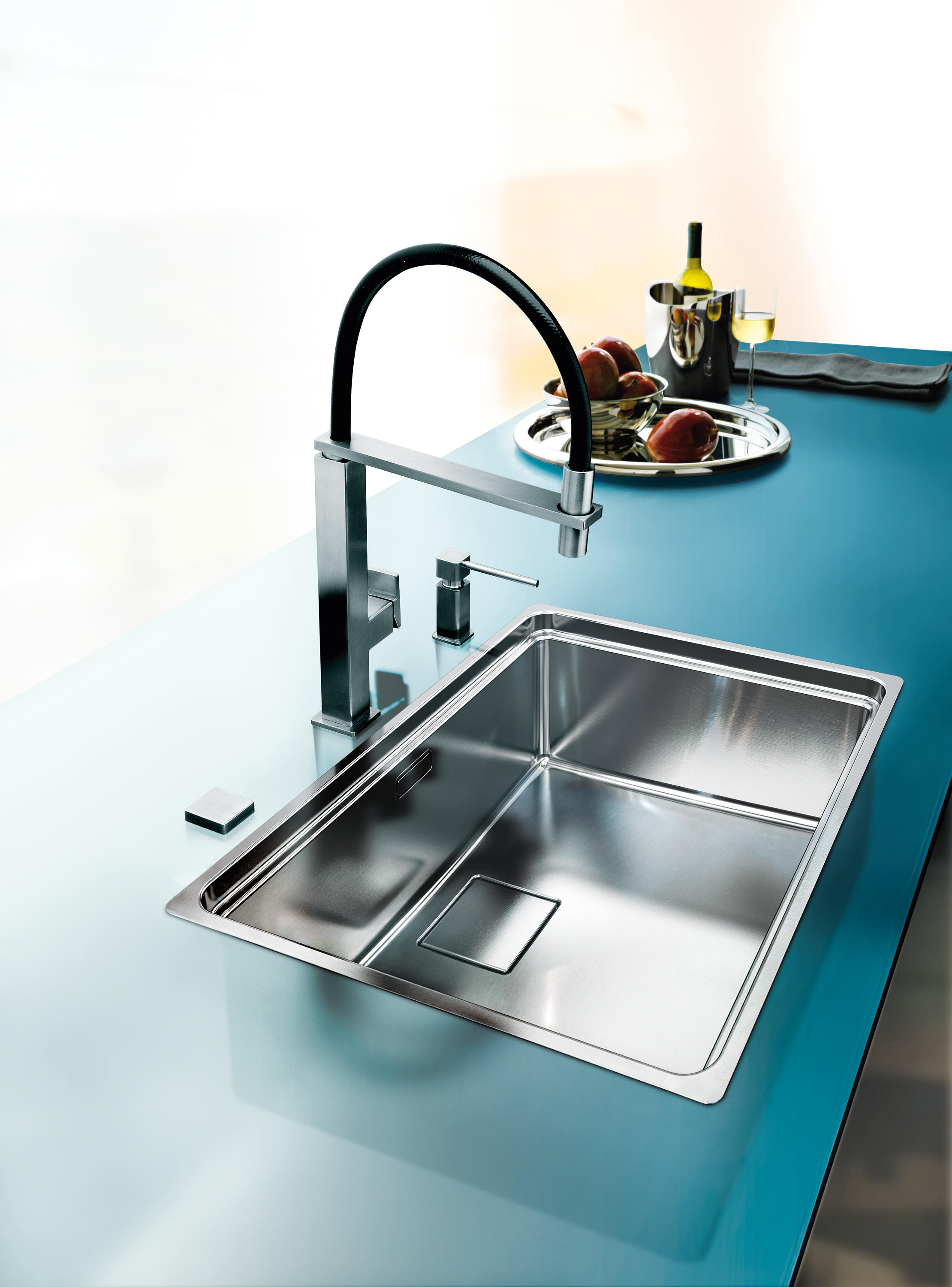CENTINOX SINK CMX 210-50 STAINLESS STEEL - Kitchen sinks from Franke ...