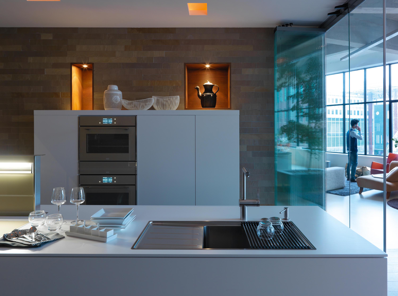FRAMES BY FRANKE SINK FSX 251 TPL STAINLESS STEEL - Kitchen sinks ...
