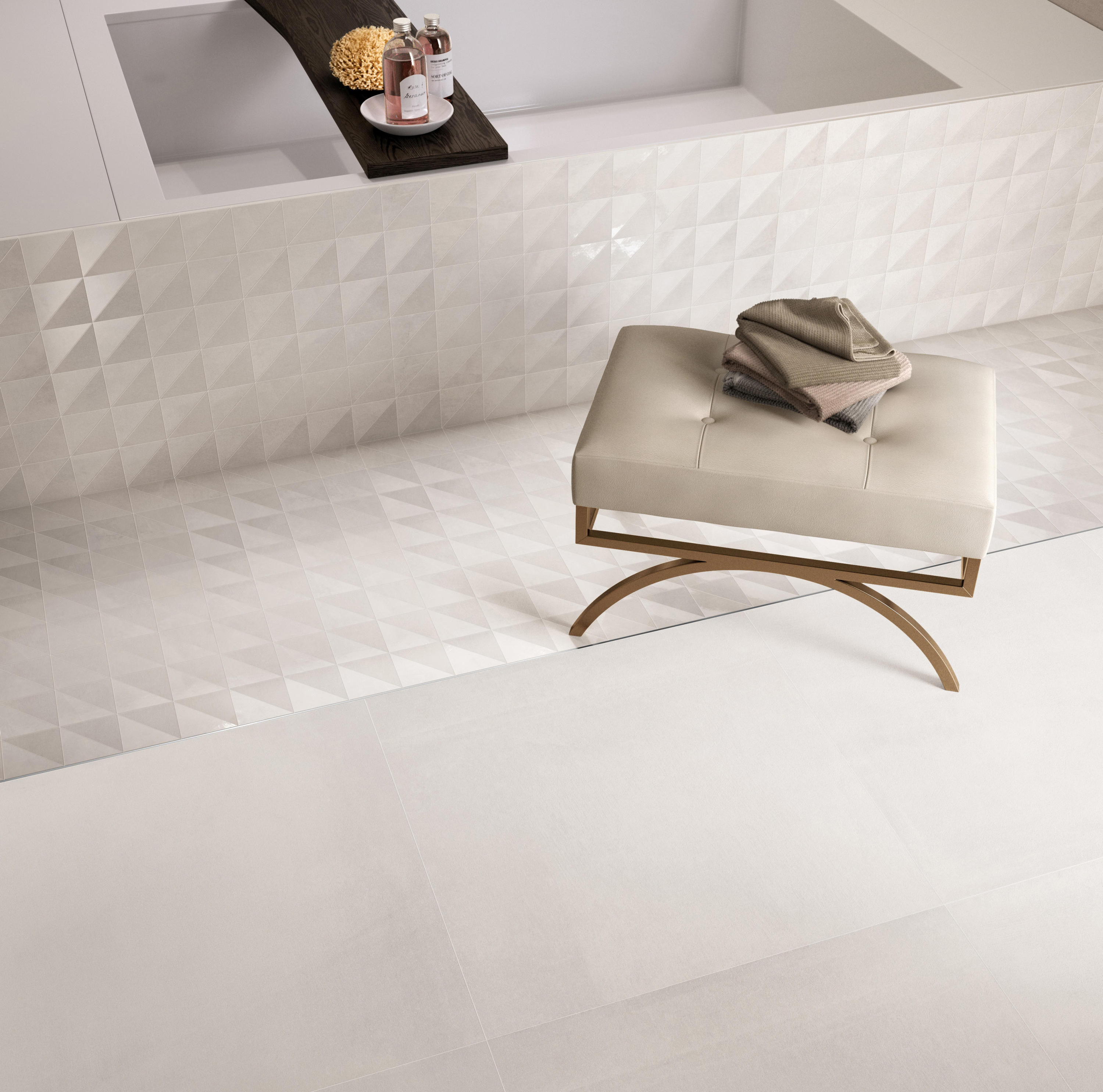 ALL OVER DARK - Ceramic tiles from Ceramiche Supergres | Architonic