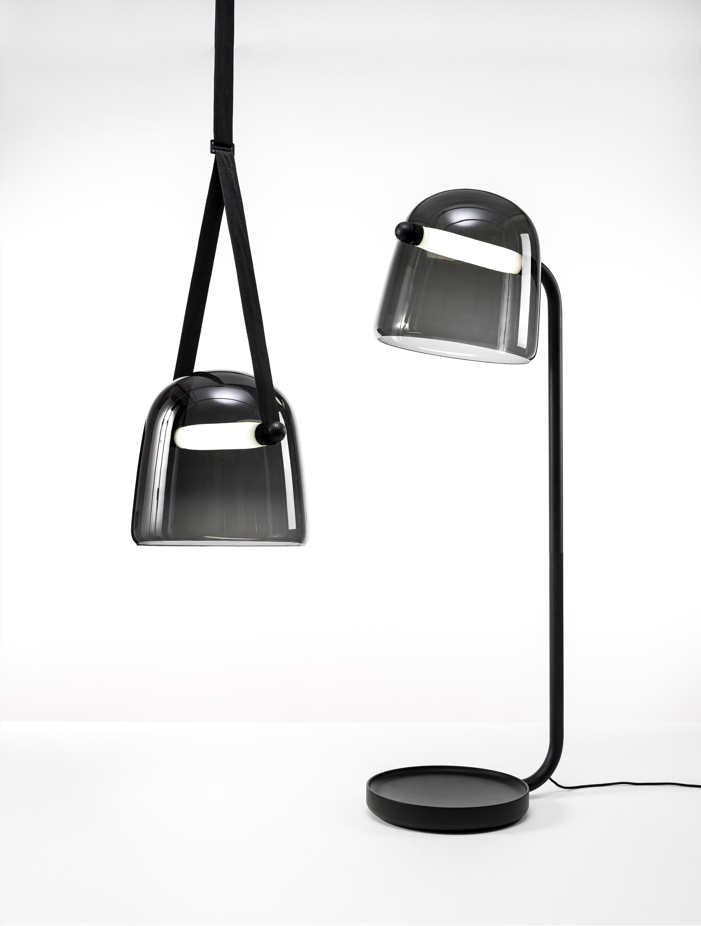 Mona Large Floor Pc949 Free Standing Lights From Brokis