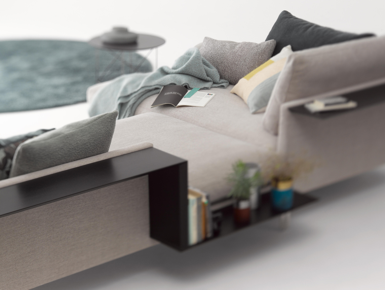 Pilotis sofa lounge sofas from cor architonic for Landschaft sofa