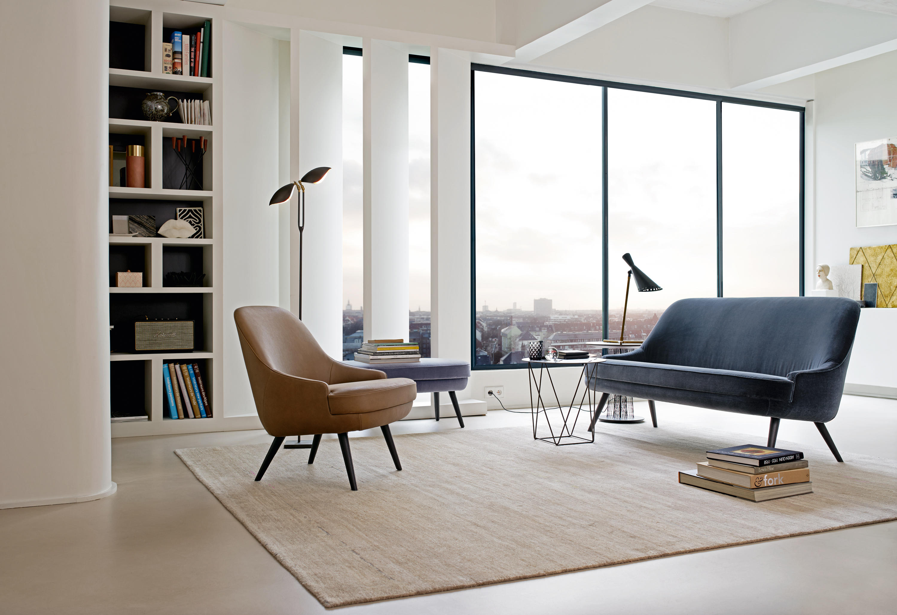 Classic Edition 375 Armchairs From Walter Knoll Architonic