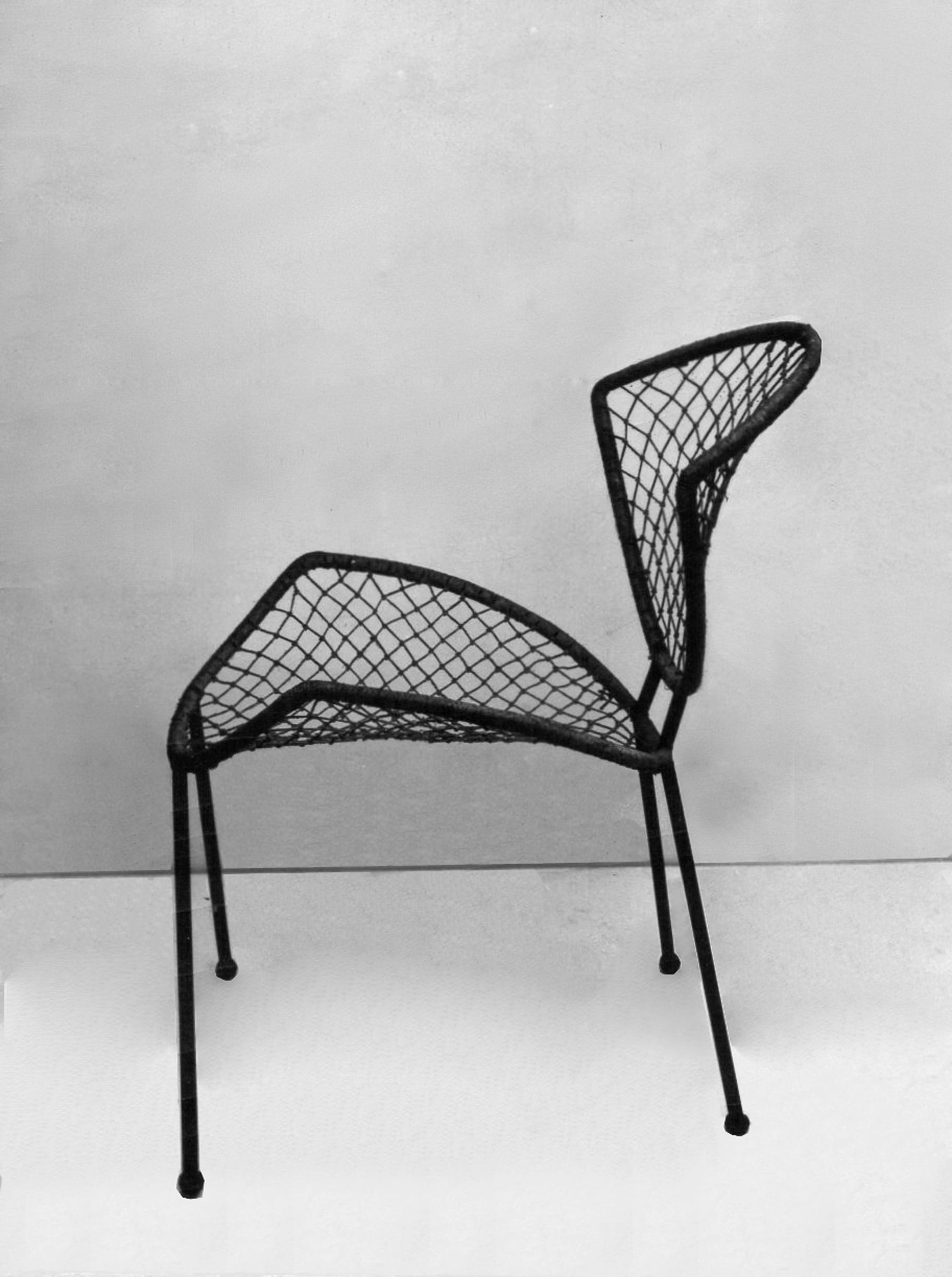 Fishnet Chair Chairs From Walter Knoll Architonic