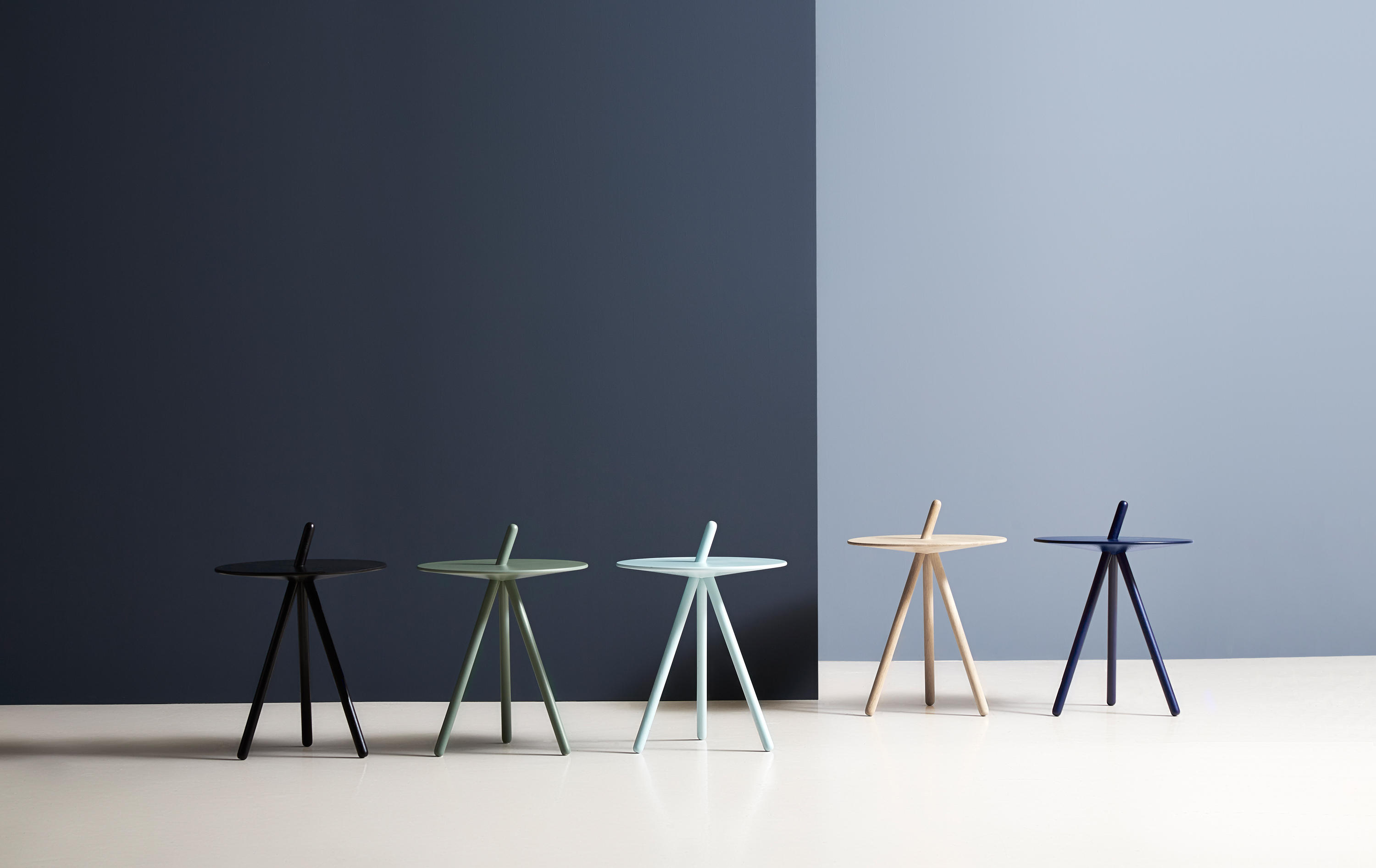 Come Here Side Table Side Tables From Woud Architonic