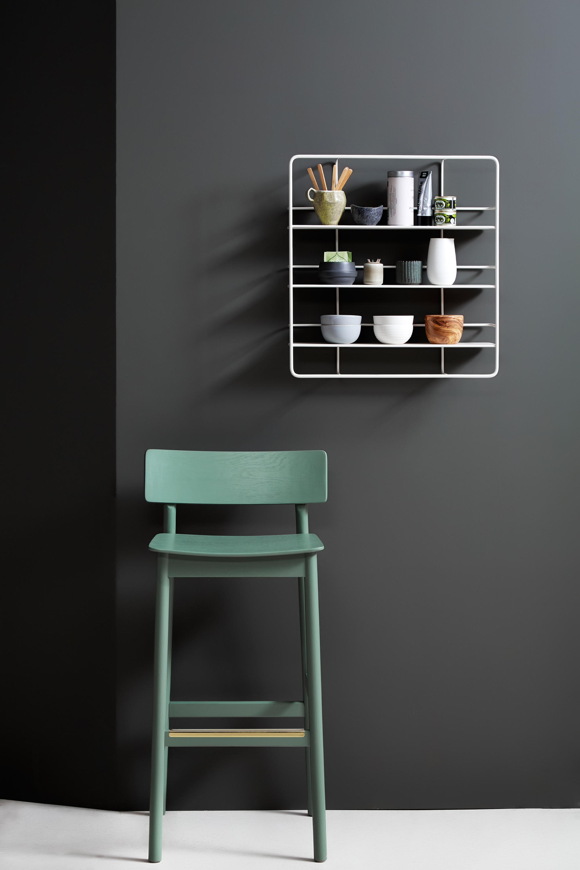Woud: COUPÉ VERTICAL SHELF - Wall Shelves From WOUD