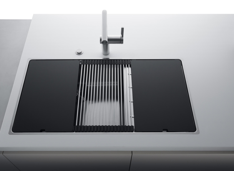 Küchenspülbecken Edelstahl ~ frames by franke spÜle fsx 221 tpl edelstahl küchenspülbecken von franke kitchen systems