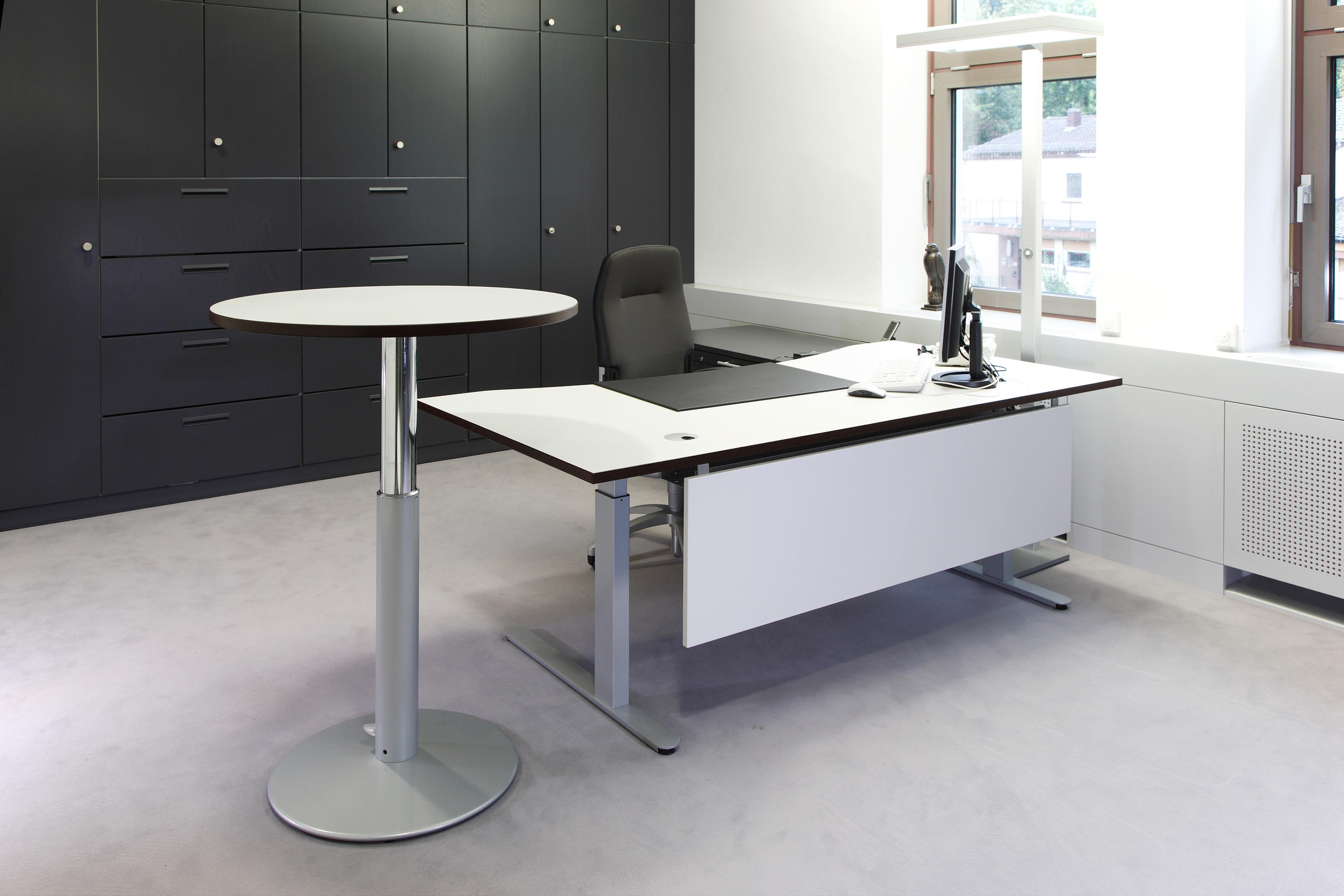 CONTEC - Desking systems from gumpo   Architonic