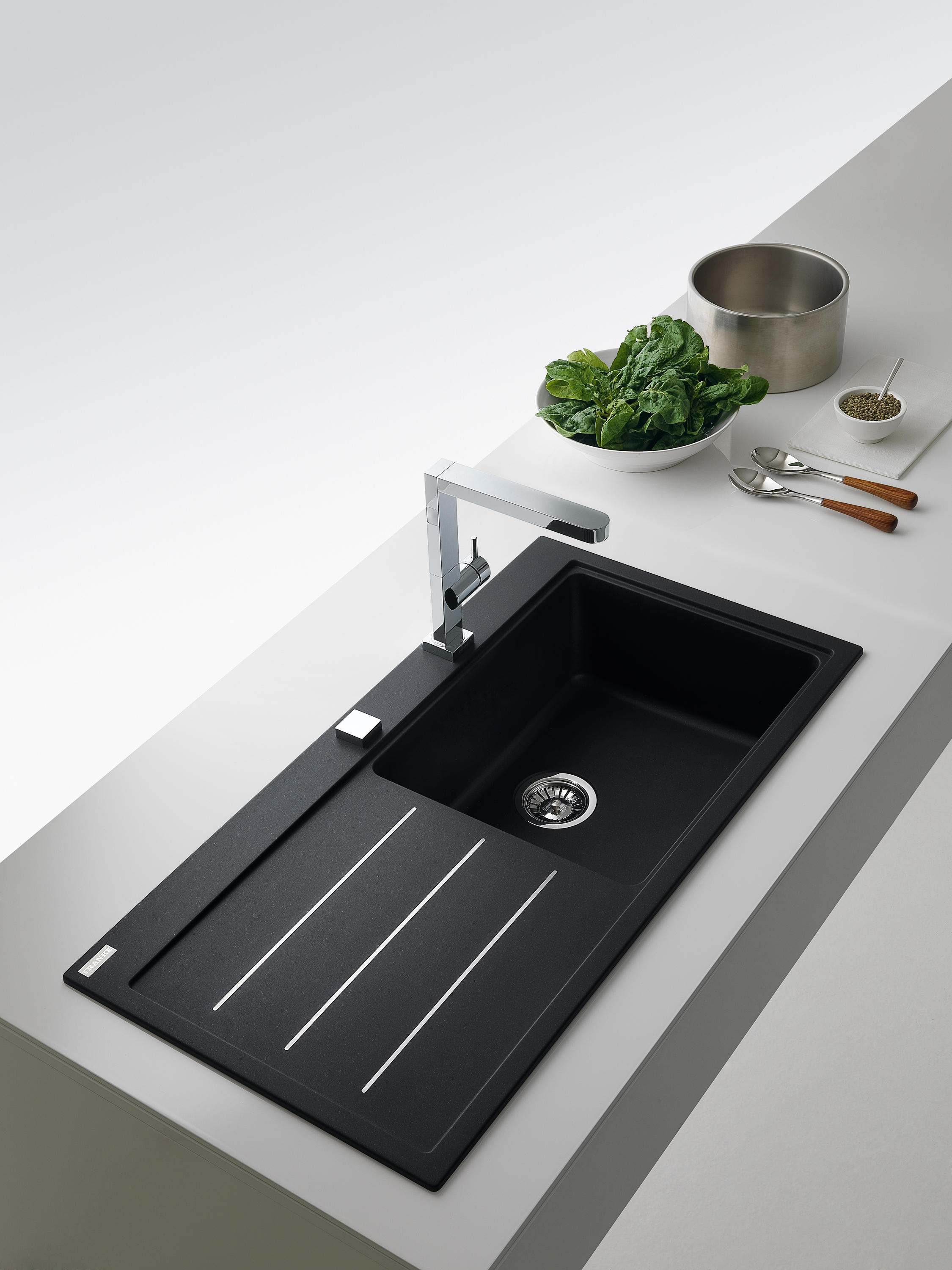 Franke Price List : ... + Graphit - Kitchen sinks by Franke Kitchen Systems Architonic