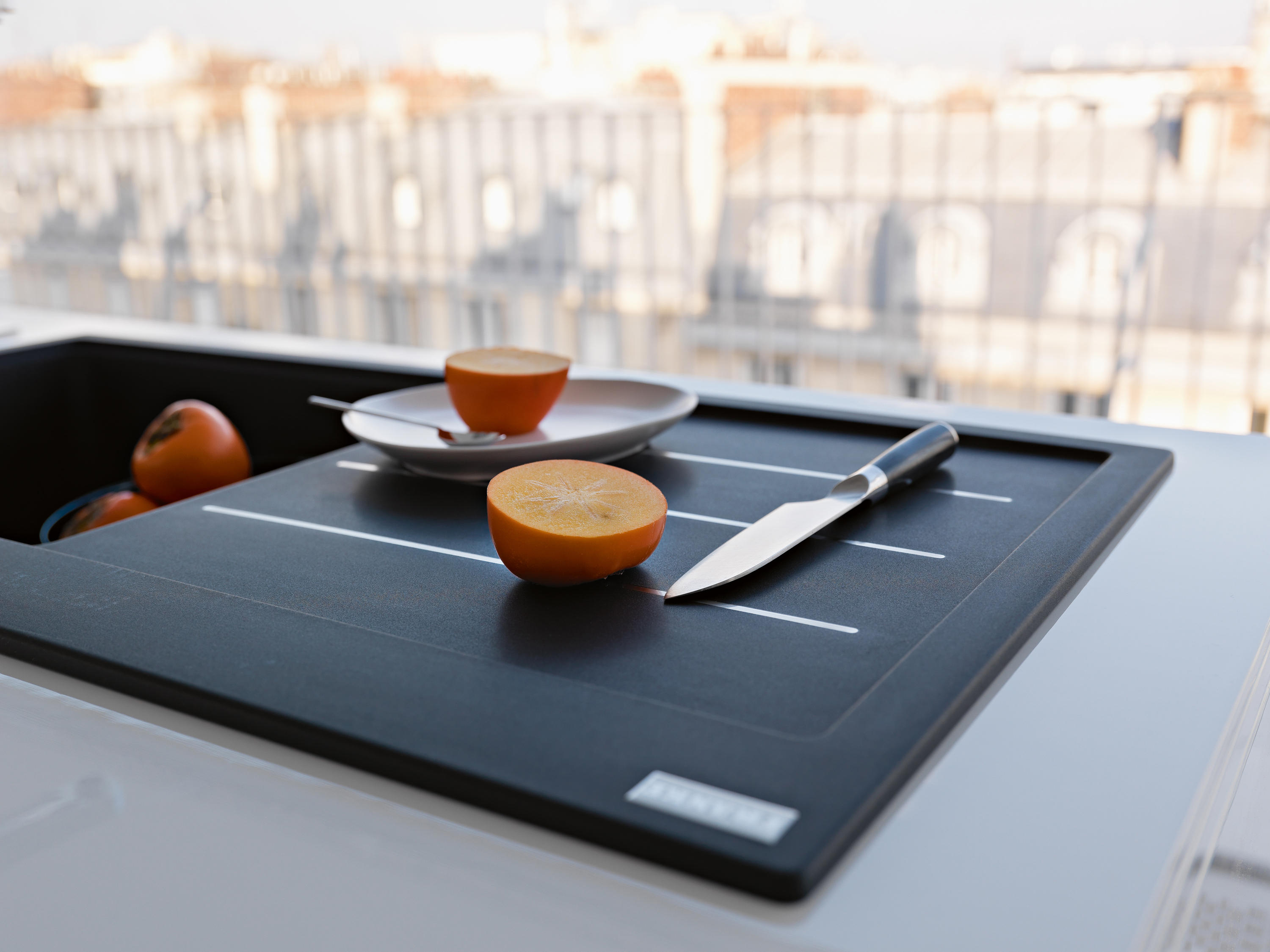... + GRAPHIT - Kitchen sinks from Franke Kitchen Systems Architonic