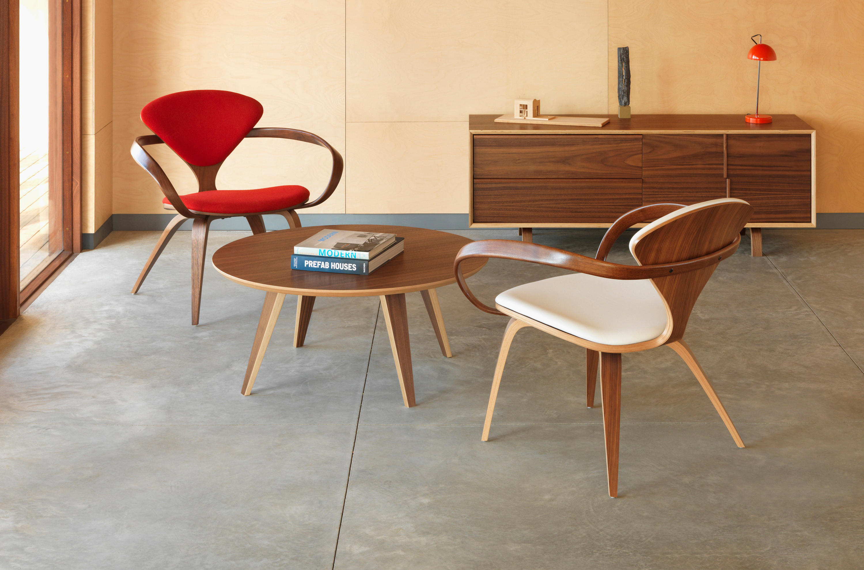 CHERNER LOUNGE CHAIR Lounge chairs from Cherner