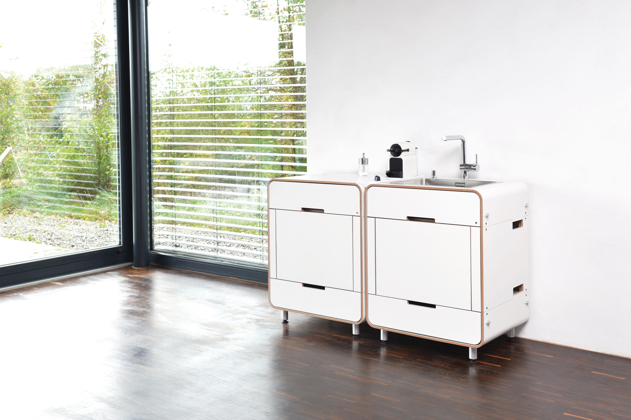 a la carte ii modulare k che kompaktk chen von stadtnomaden architonic. Black Bedroom Furniture Sets. Home Design Ideas