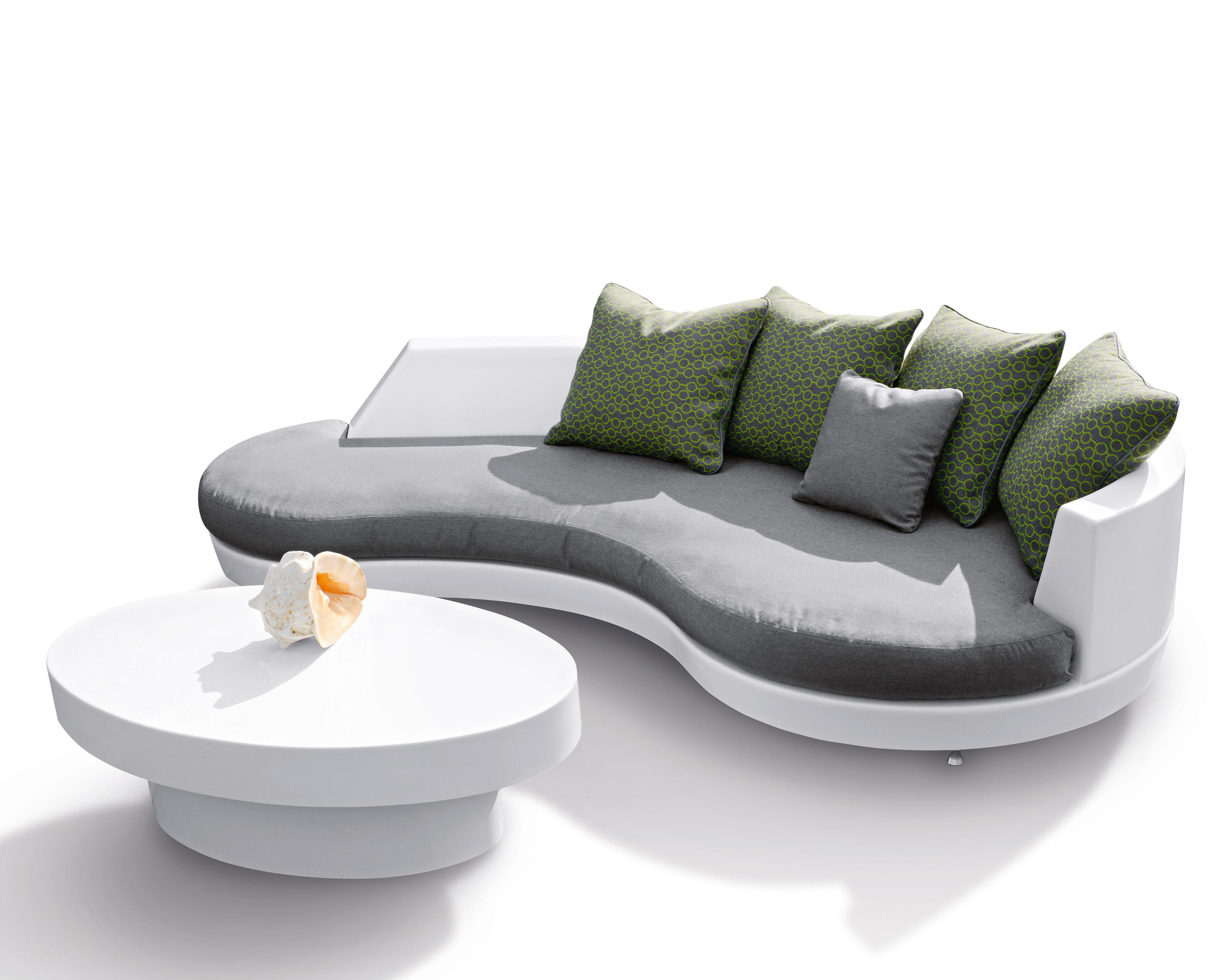 objects solo lounge chair garden armchairs from rausch. Black Bedroom Furniture Sets. Home Design Ideas