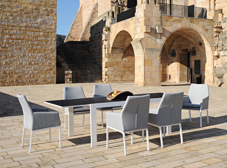 long beach fauteuil empilable si ges de jardin de rausch. Black Bedroom Furniture Sets. Home Design Ideas